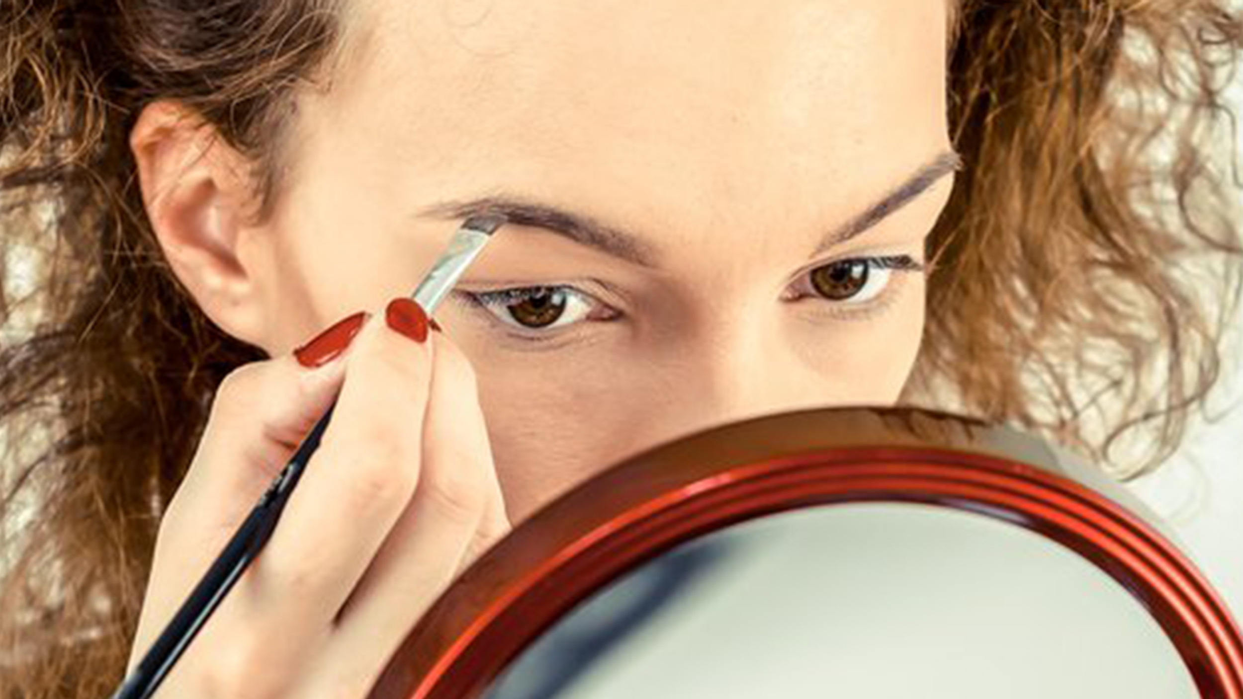 Eyebrow Makeup Microblading Stamps Tints And Stickers To Try