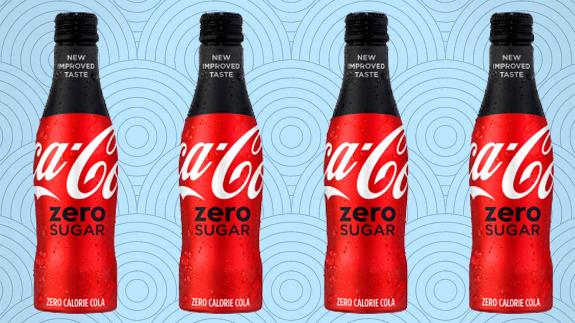 Say goodbye to Coke Zero...