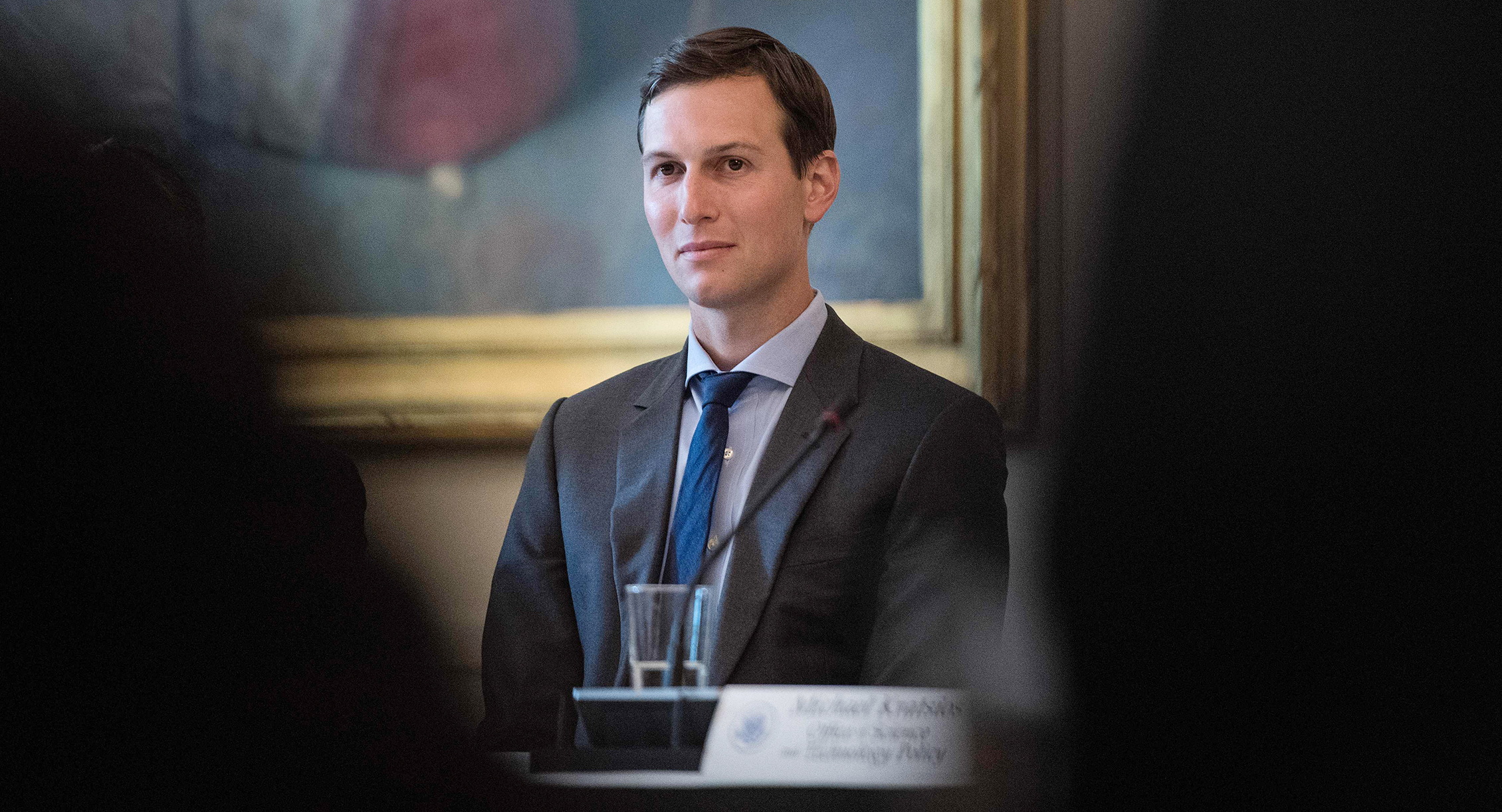 Jared Kushner Used Private Email Account in White House