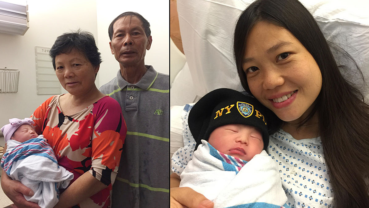 NYPD Officers Widow Gives Birth to Their Baby More Than 2 Years After His Murder