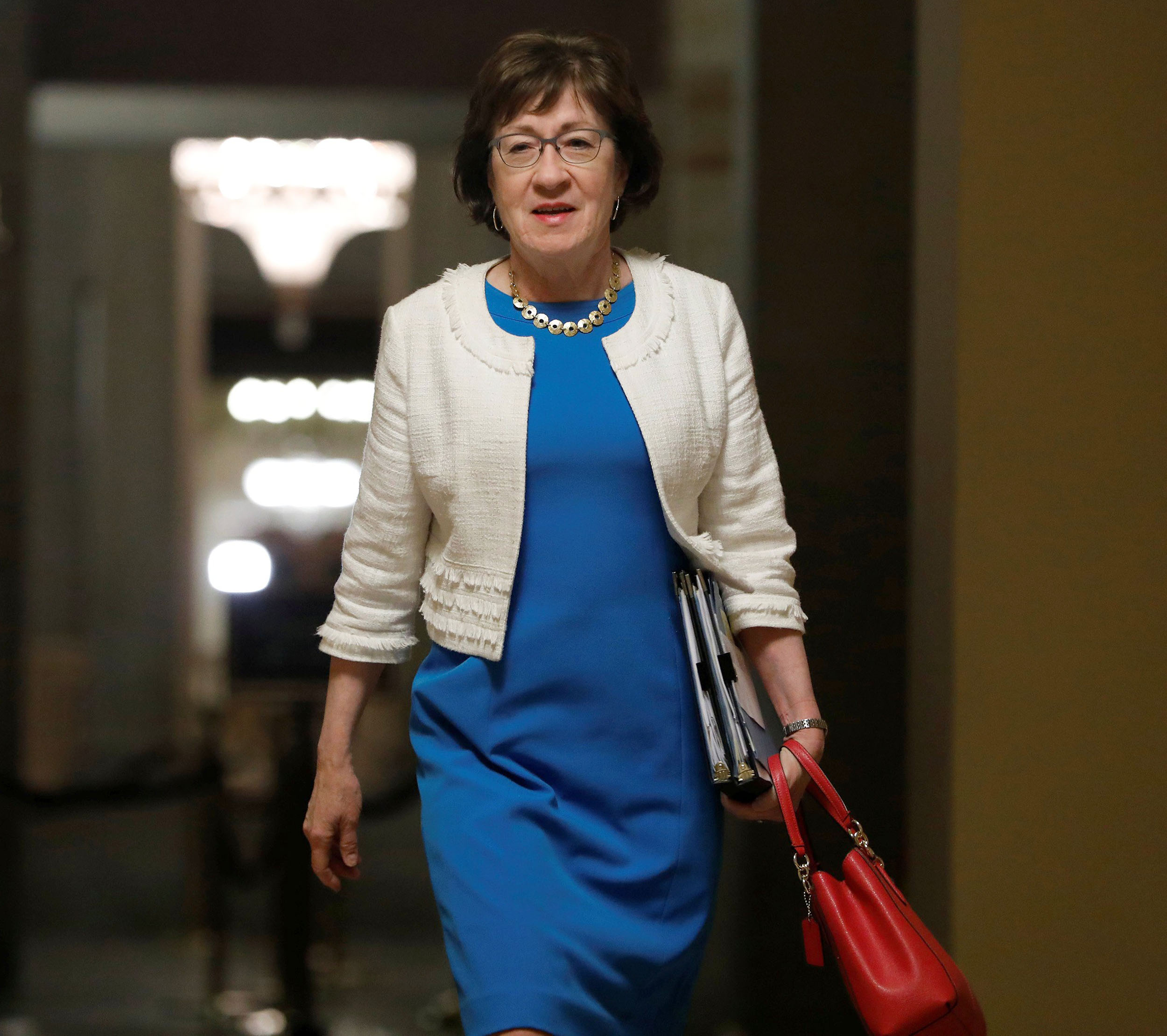 Sen. Collins Has 'Serious Reservations' Over Obamacare Repeal