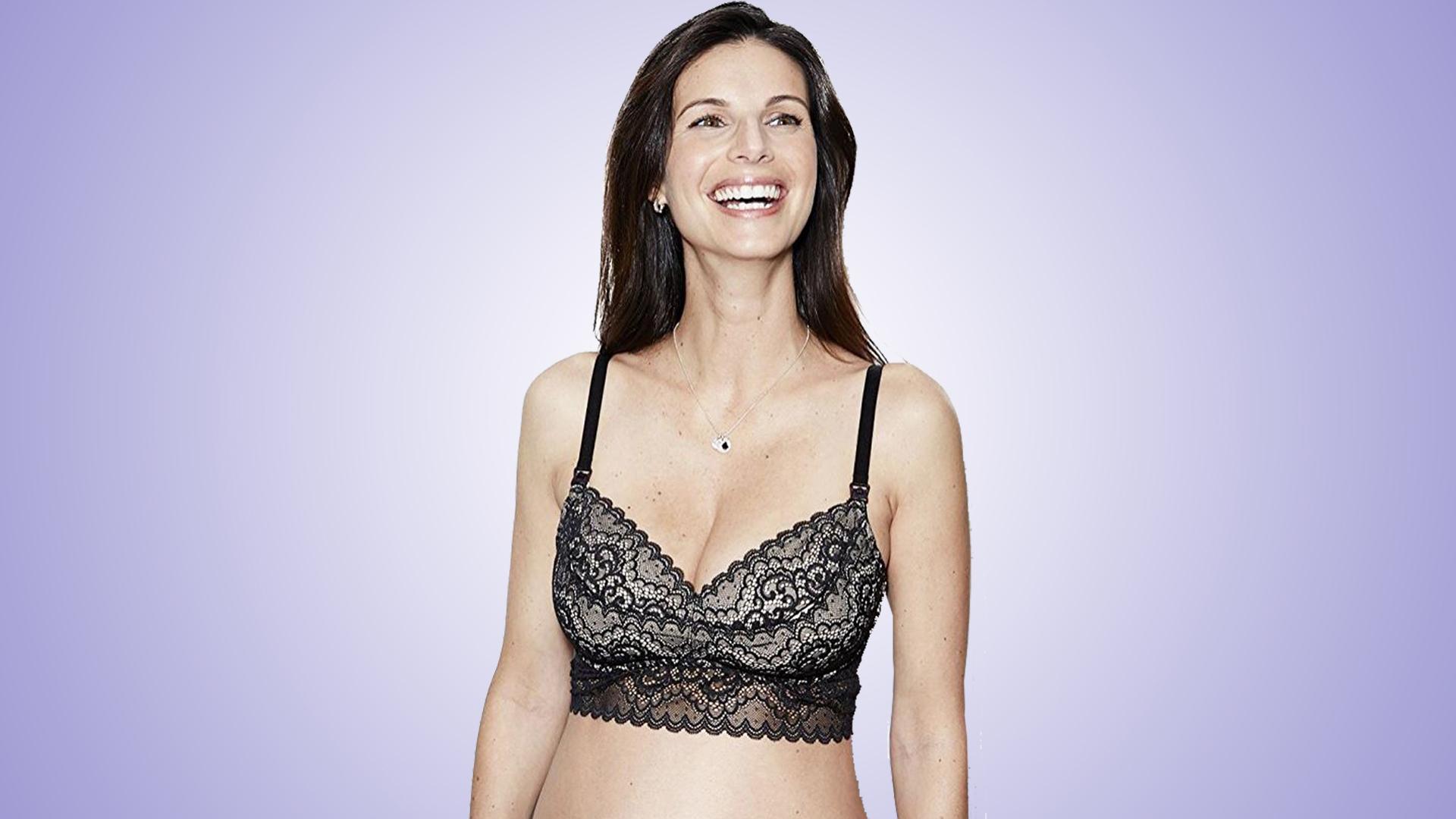 The best nursing bras for new moms on Amazon