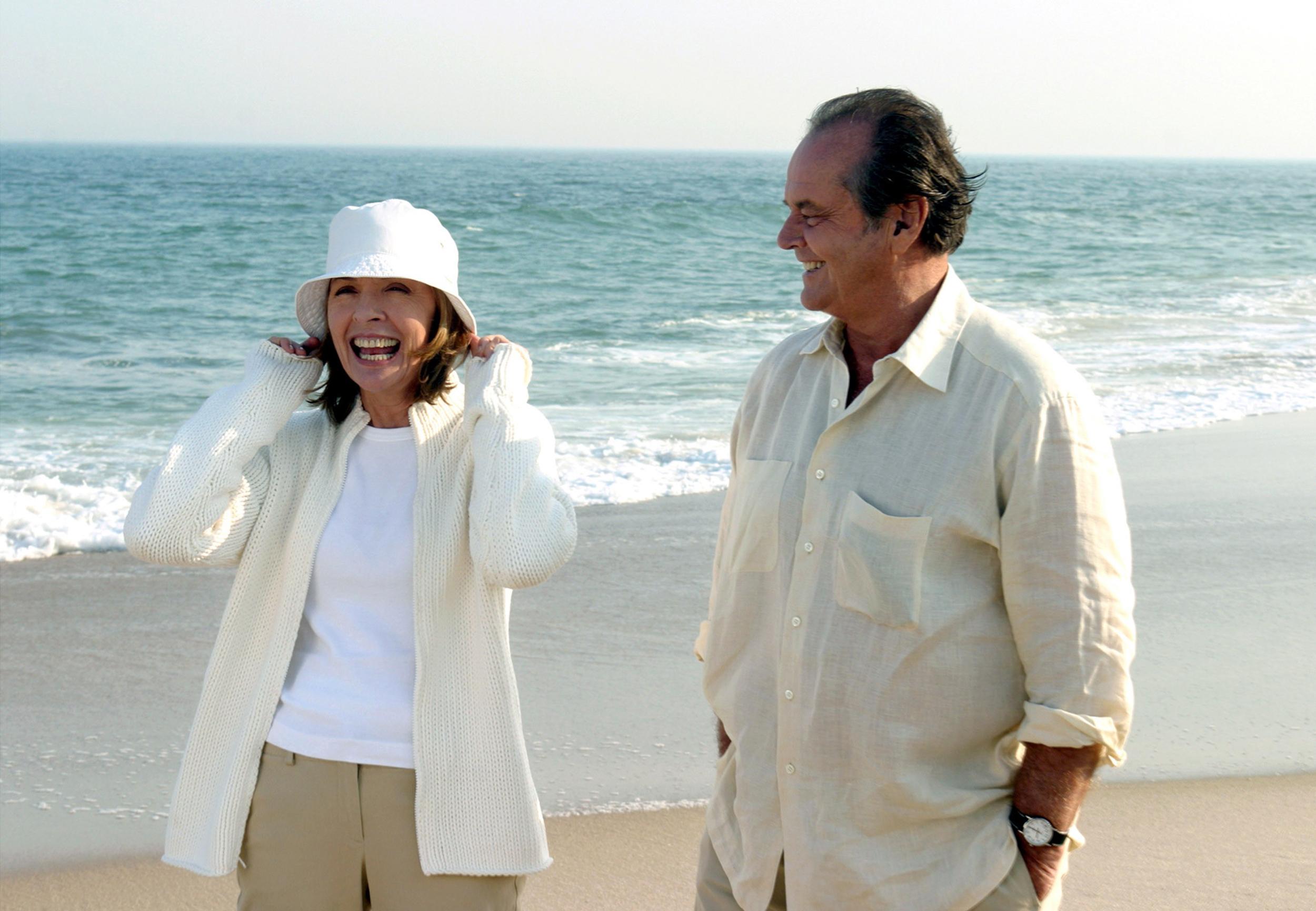 Film Jack Nicholson Diane Keaton