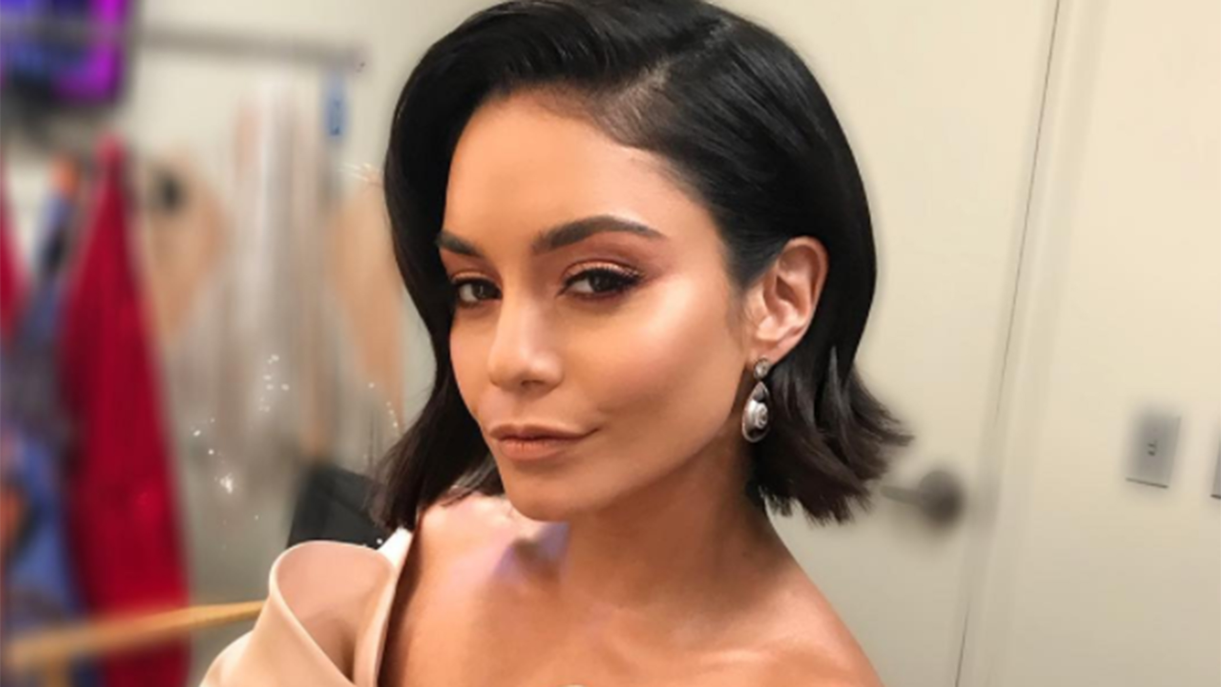 Vanessa Hudgens has a ...