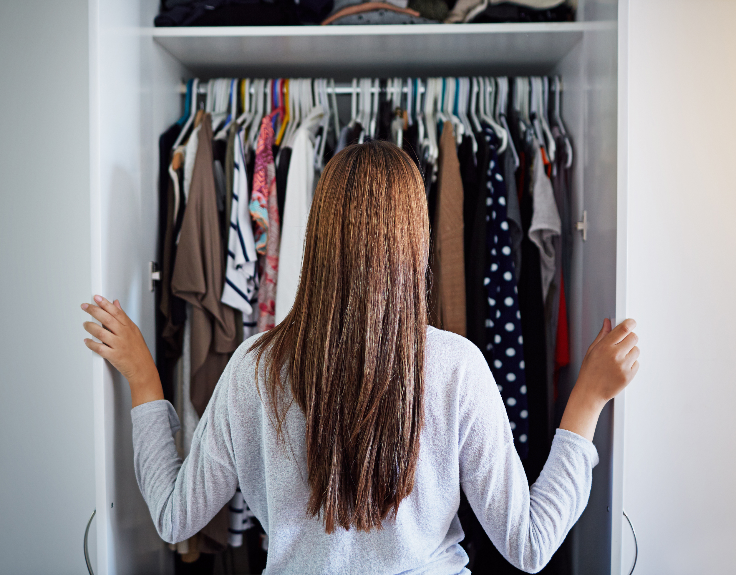 for design and designs cabinet you walk ideas furniture in gallery together full wardrobe small shaped clothes closets u size supple home closet of with