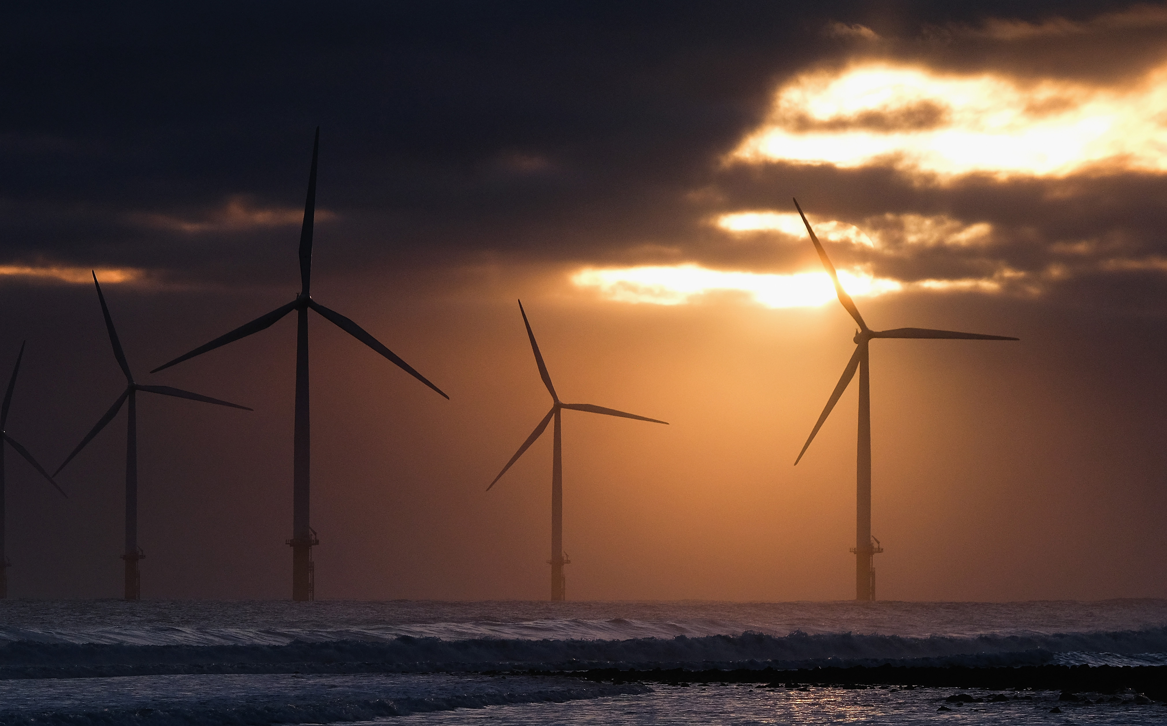 Super-Colossal Wind Turbines May Be on the Horizon