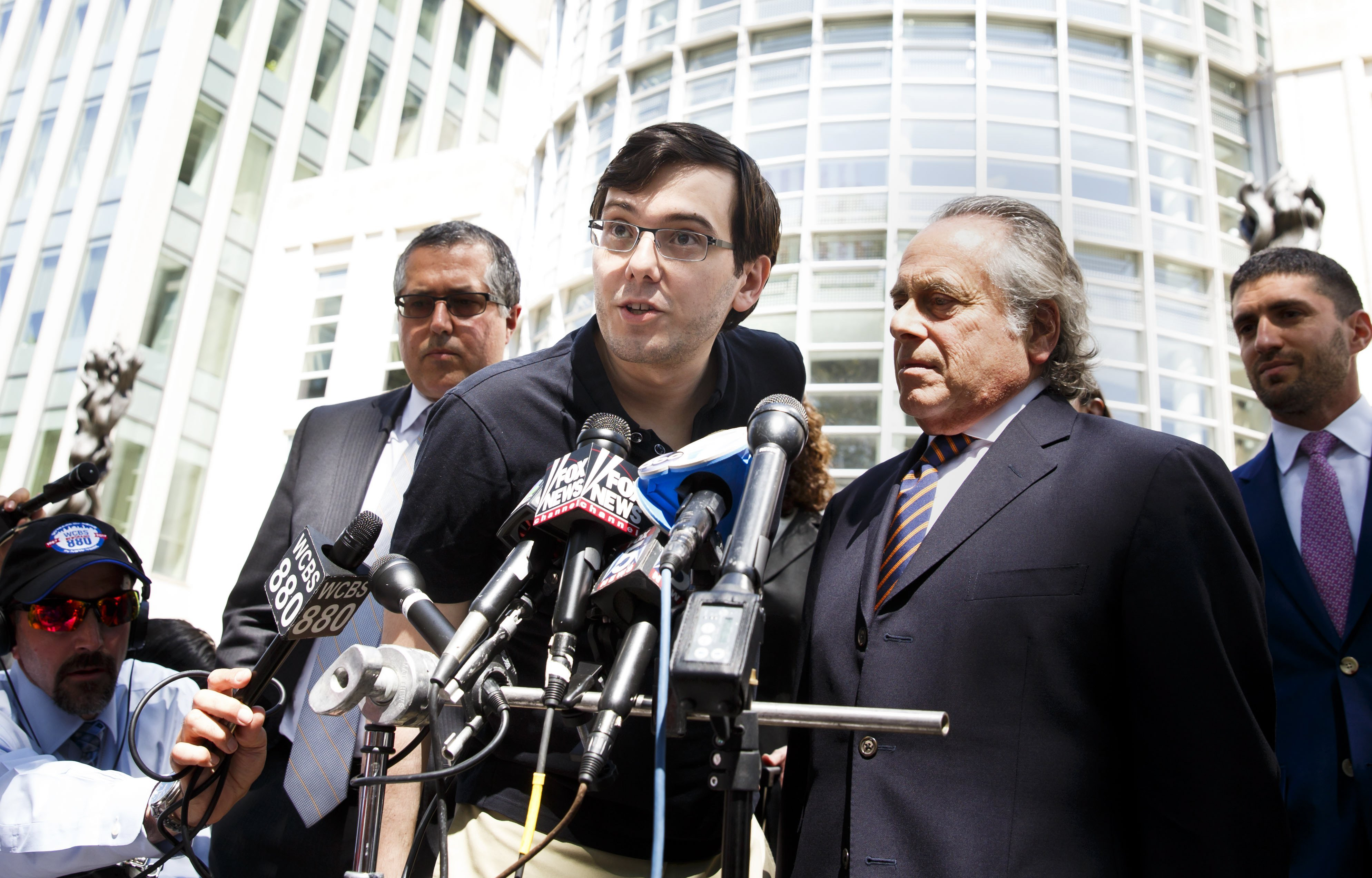 Image: Former Turing Pharmaceutical CEO Martin Shkreli Convicted of Fraud
