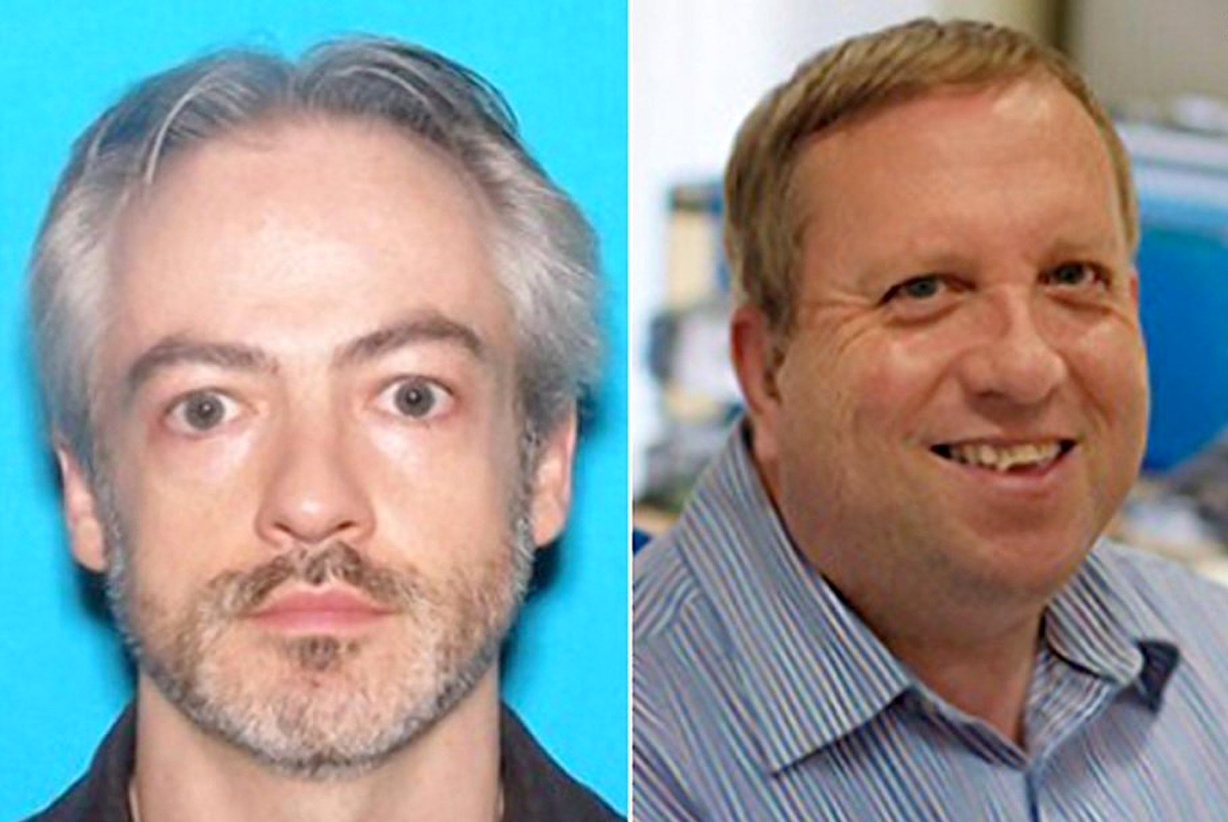 Image: Police hunt for suspects wanted for homicide in Chicago, Illinois