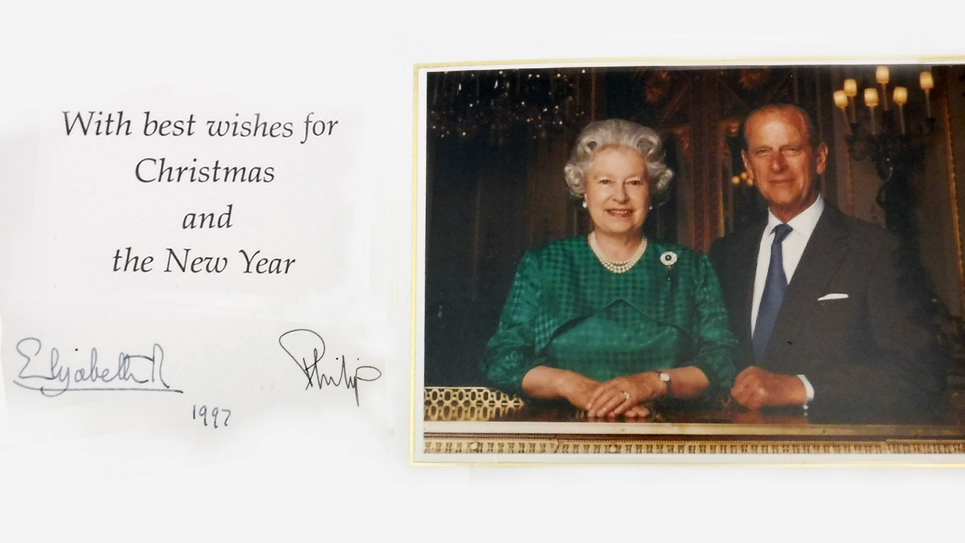 Check out 30 years of royal Christmas cards!