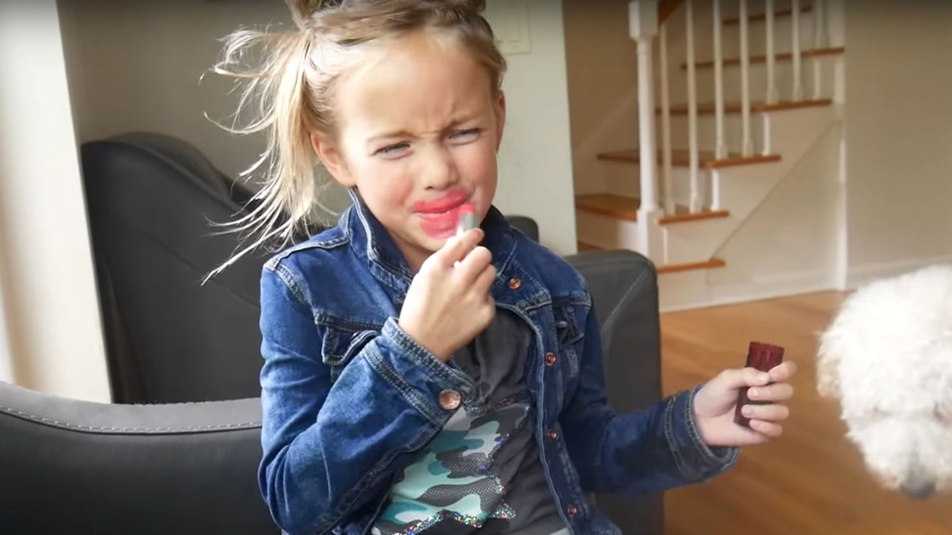 The Touching Story Behind Ava Ryans Hilarious Videos -9284