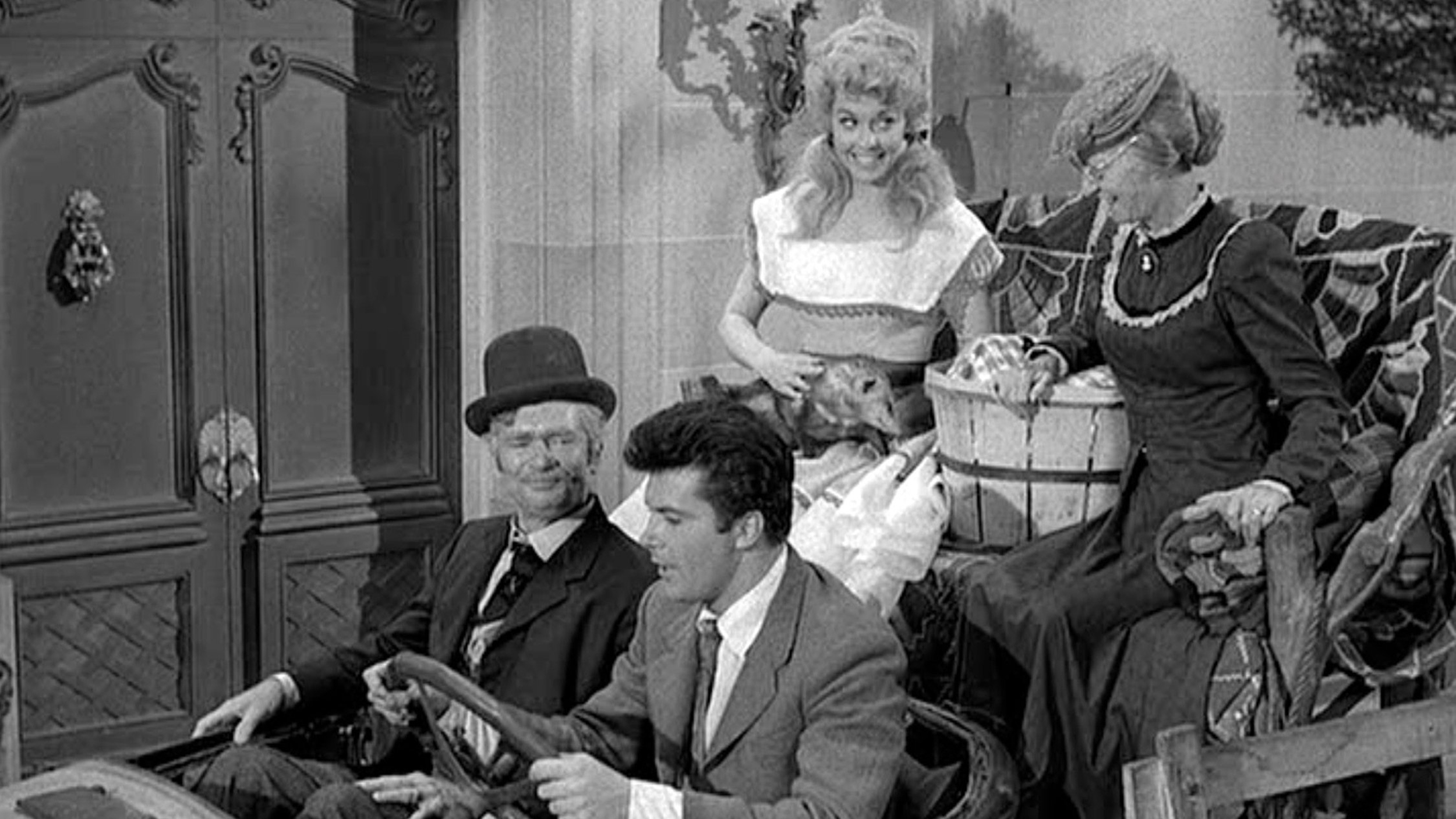 The Beverly Hillbillies – SE1 – Ep8 – Jethro Goes to School