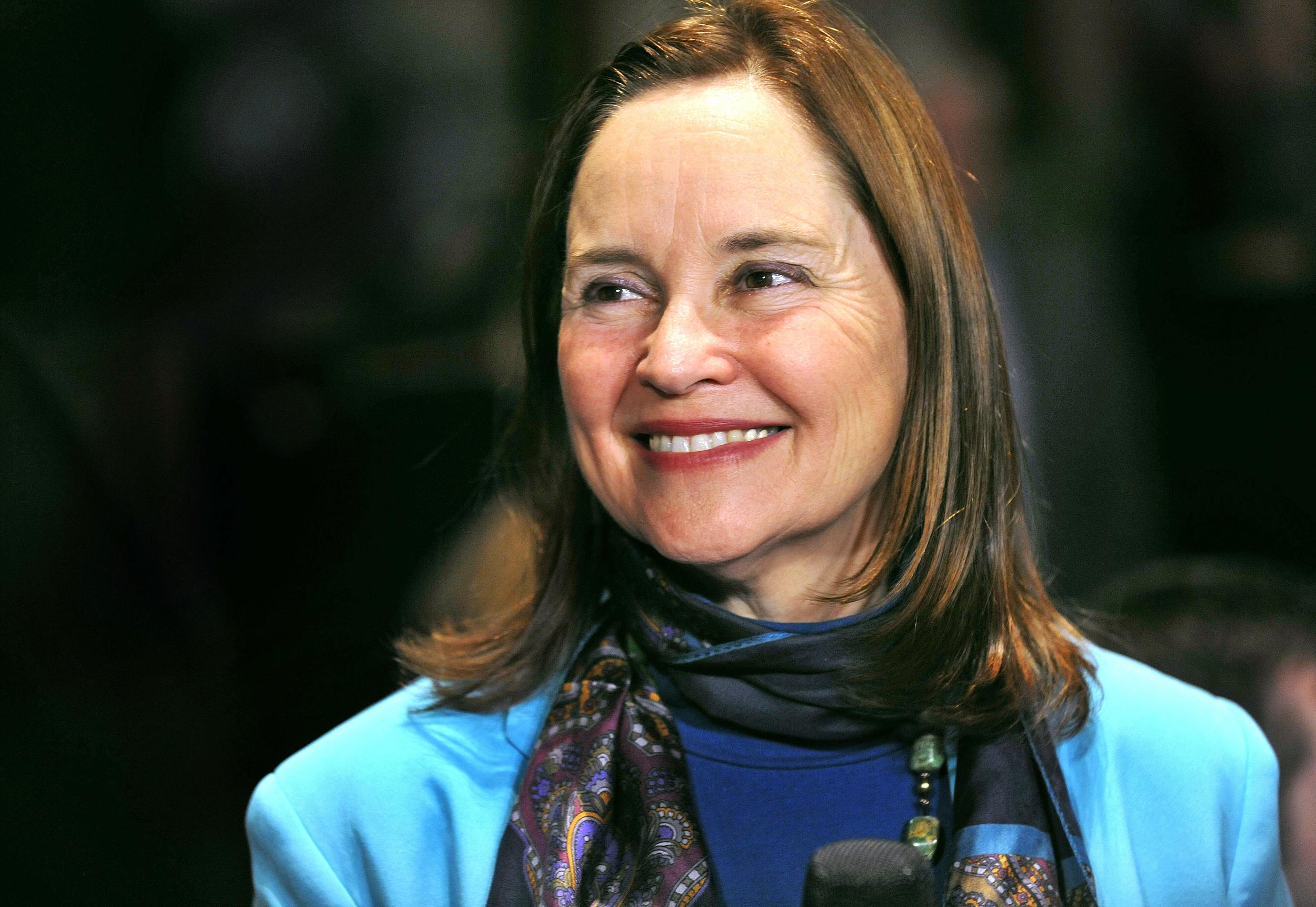 Image: Connecticut secretary of state Denise Merrill