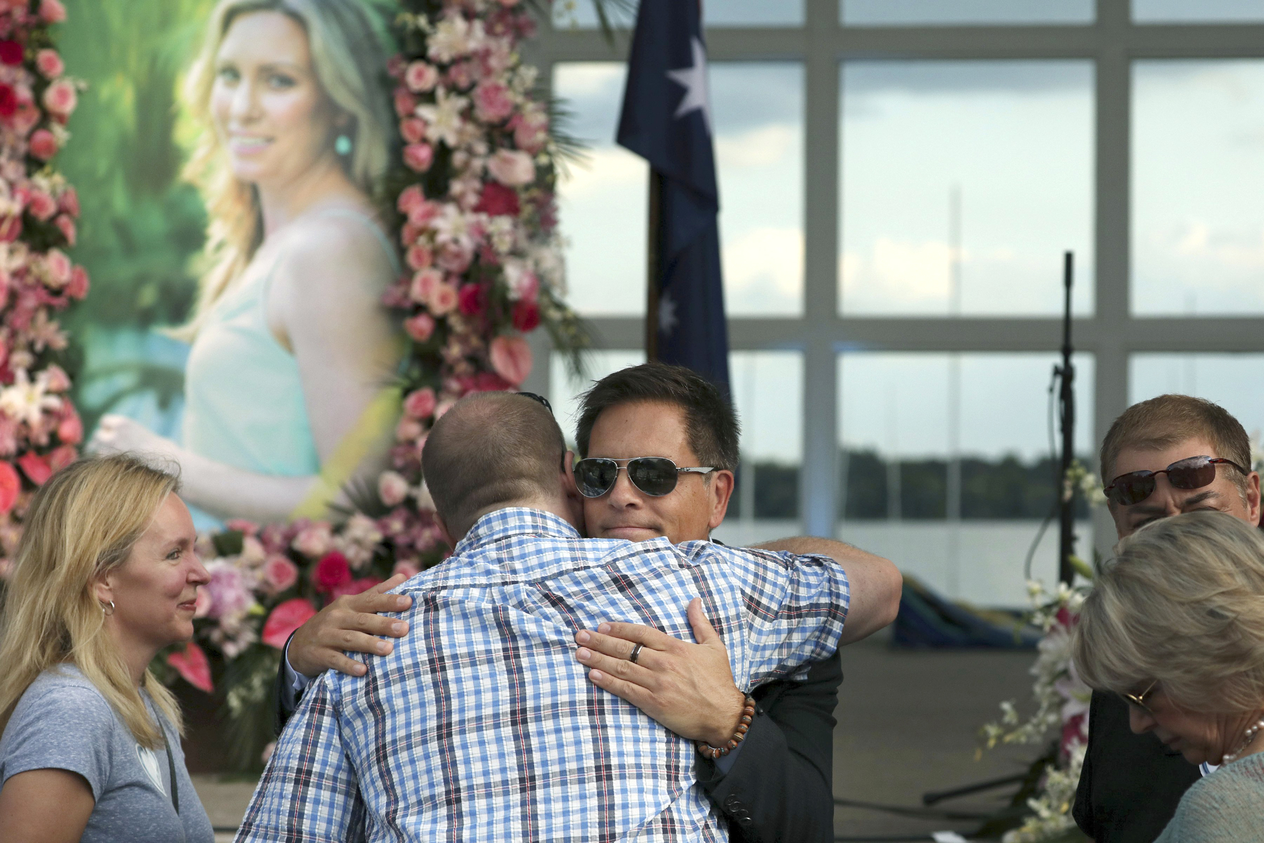 Father 'Crushed By Sorrow' After Justine Damond Killing