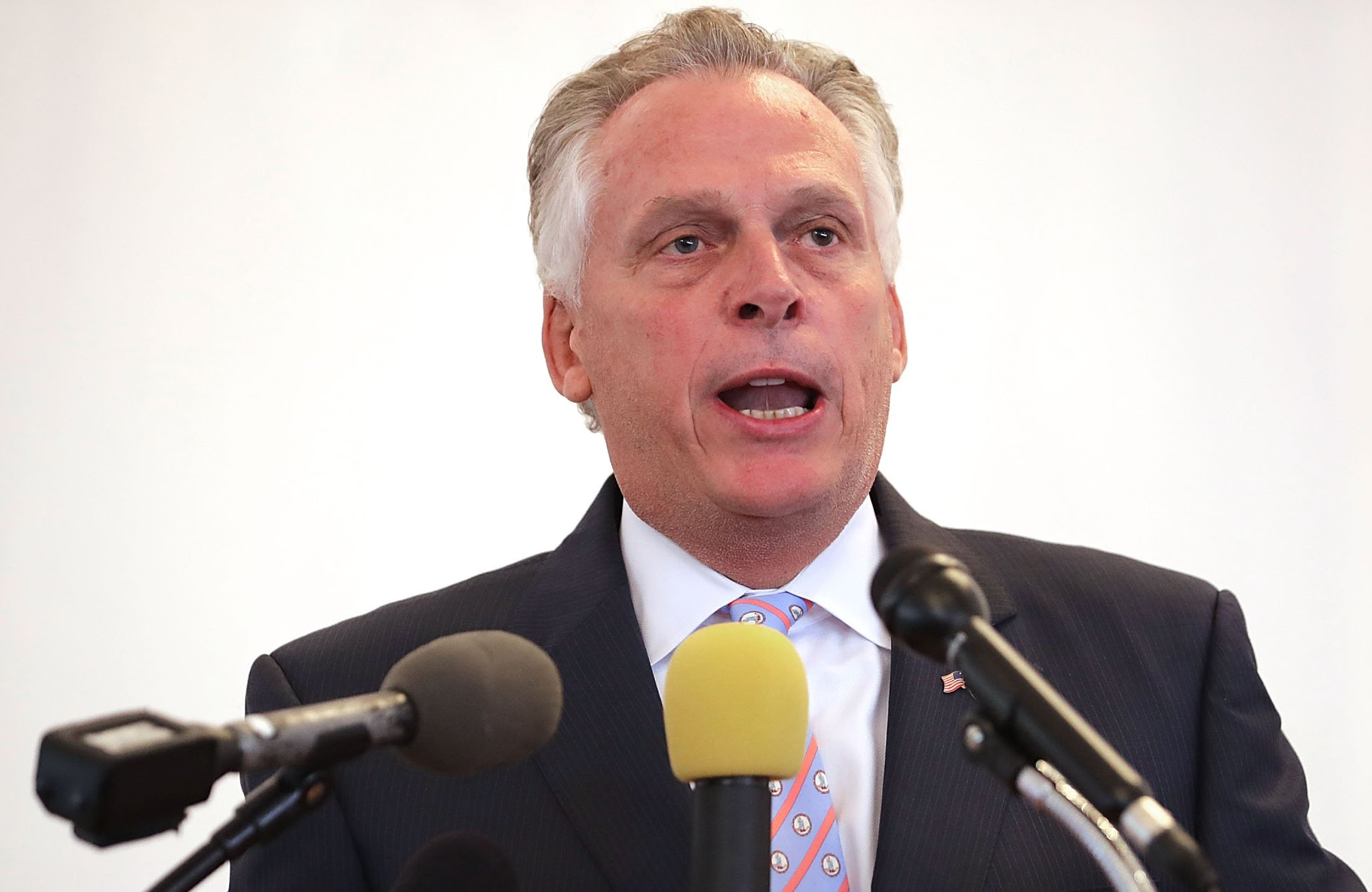 Virginia Governor Calls on Trump to Help Stop Hate Speech