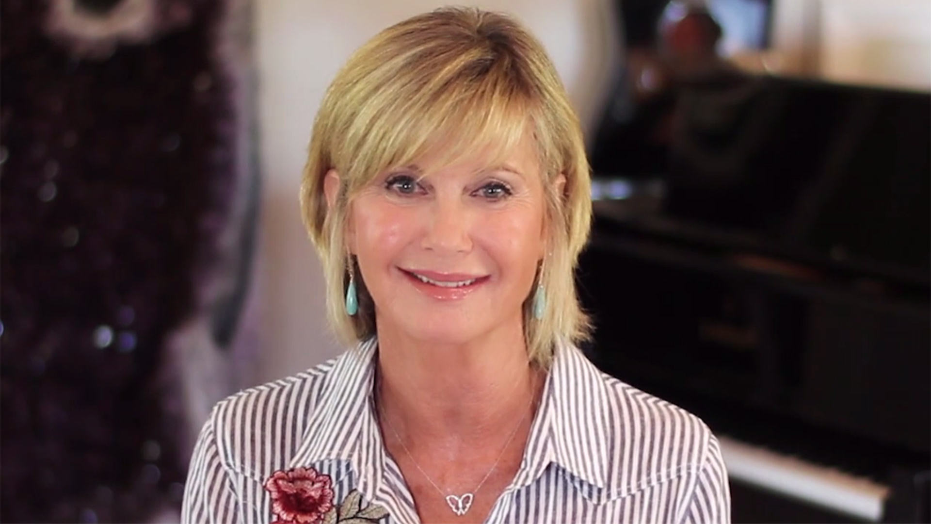 Olivia Newton-John gives update 3 months after cancer relapse