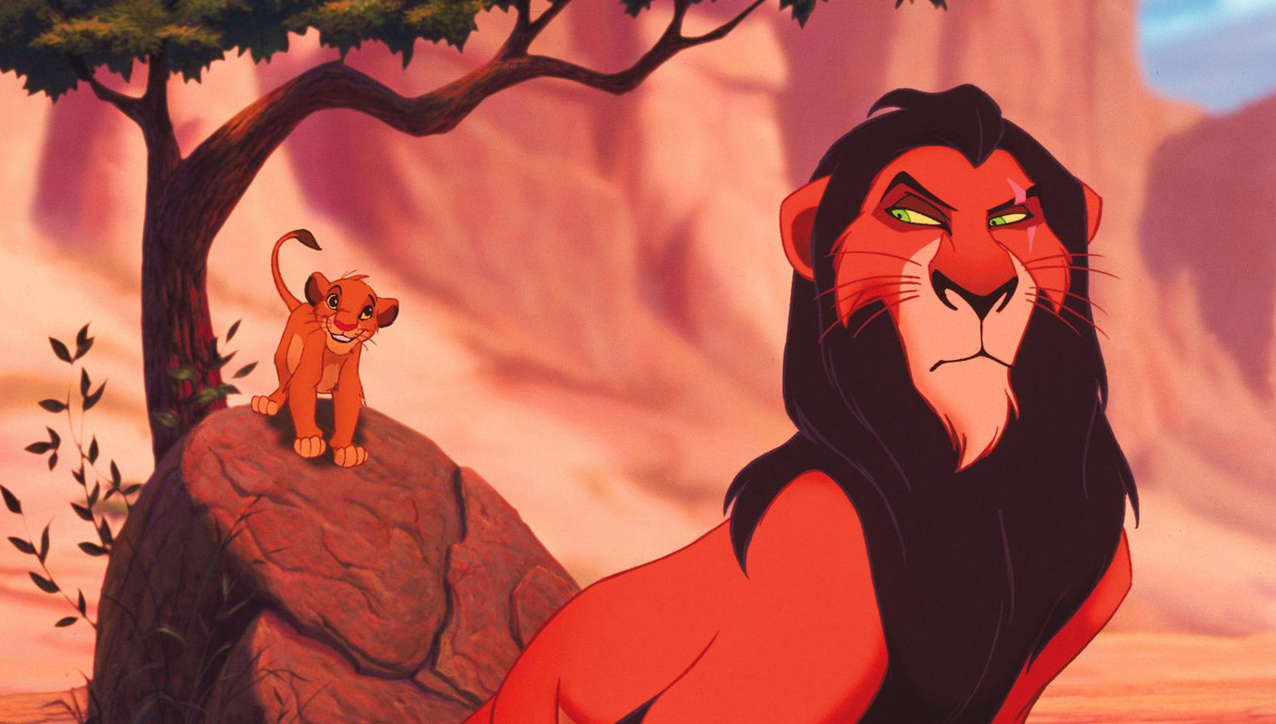 Lion King Producer Reveals Shocking Truth About Scar Mufasa