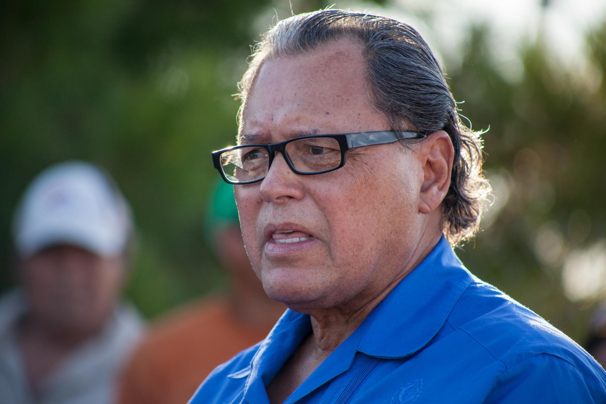 Image: Texas State Sen. Jose Rodriguez