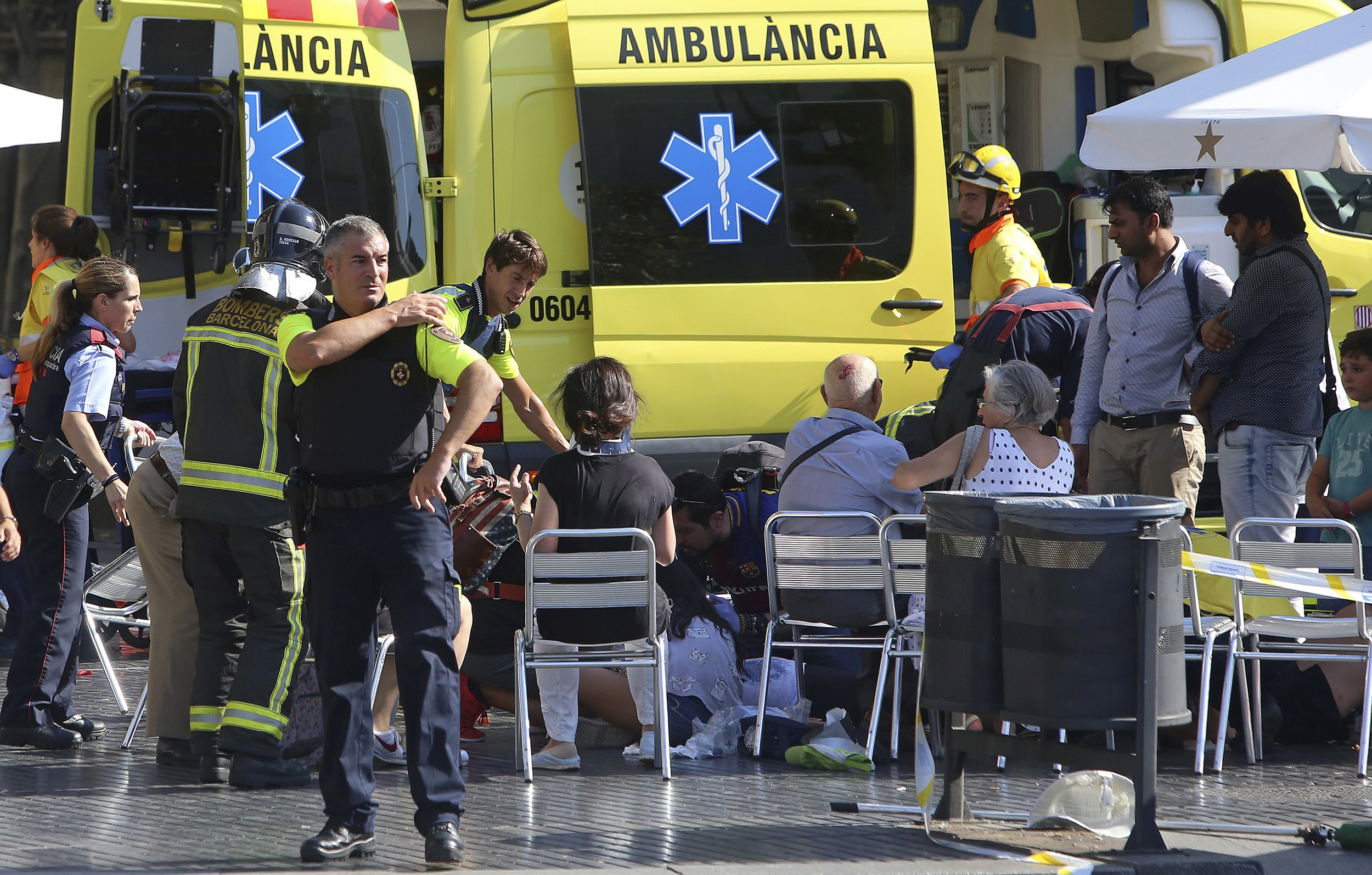 Spain No Stranger to Terrorist Attacks