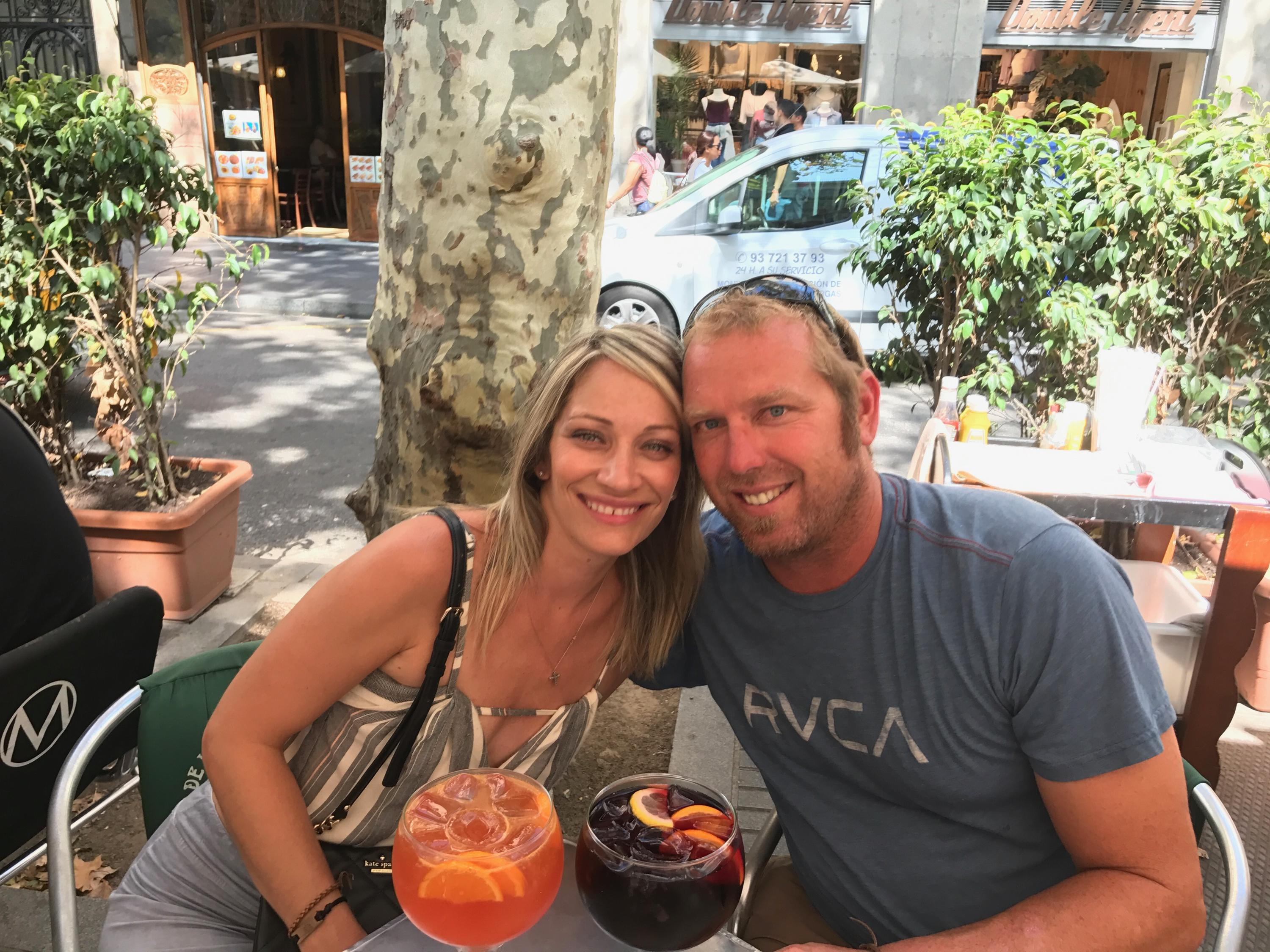 Californian Teacher Caught in Spain Van Attack Can't Find Missing Husband