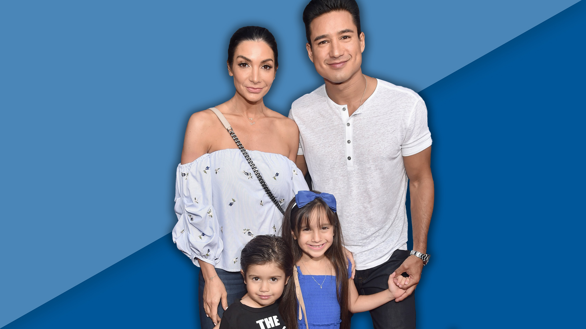 Mario Lopez opens up about fatherhood — and 'Saved By The Bell' playdates