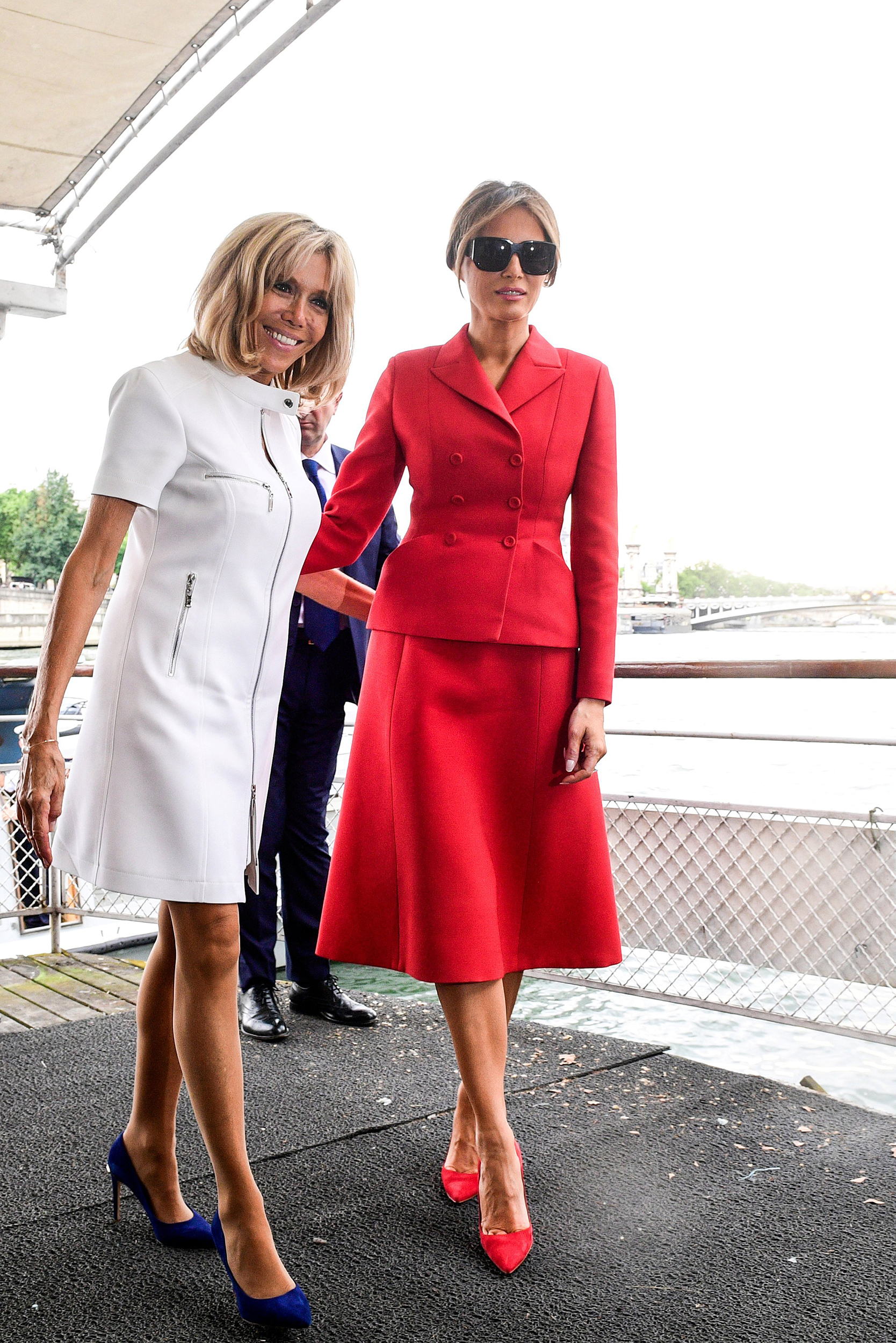 1a3b3708633 Melania Trump s first lady style