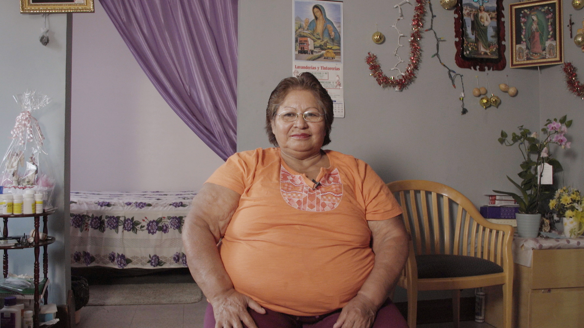 Image: Ana Perez, 56, of Chicago was a temp worker for more than 13 years.