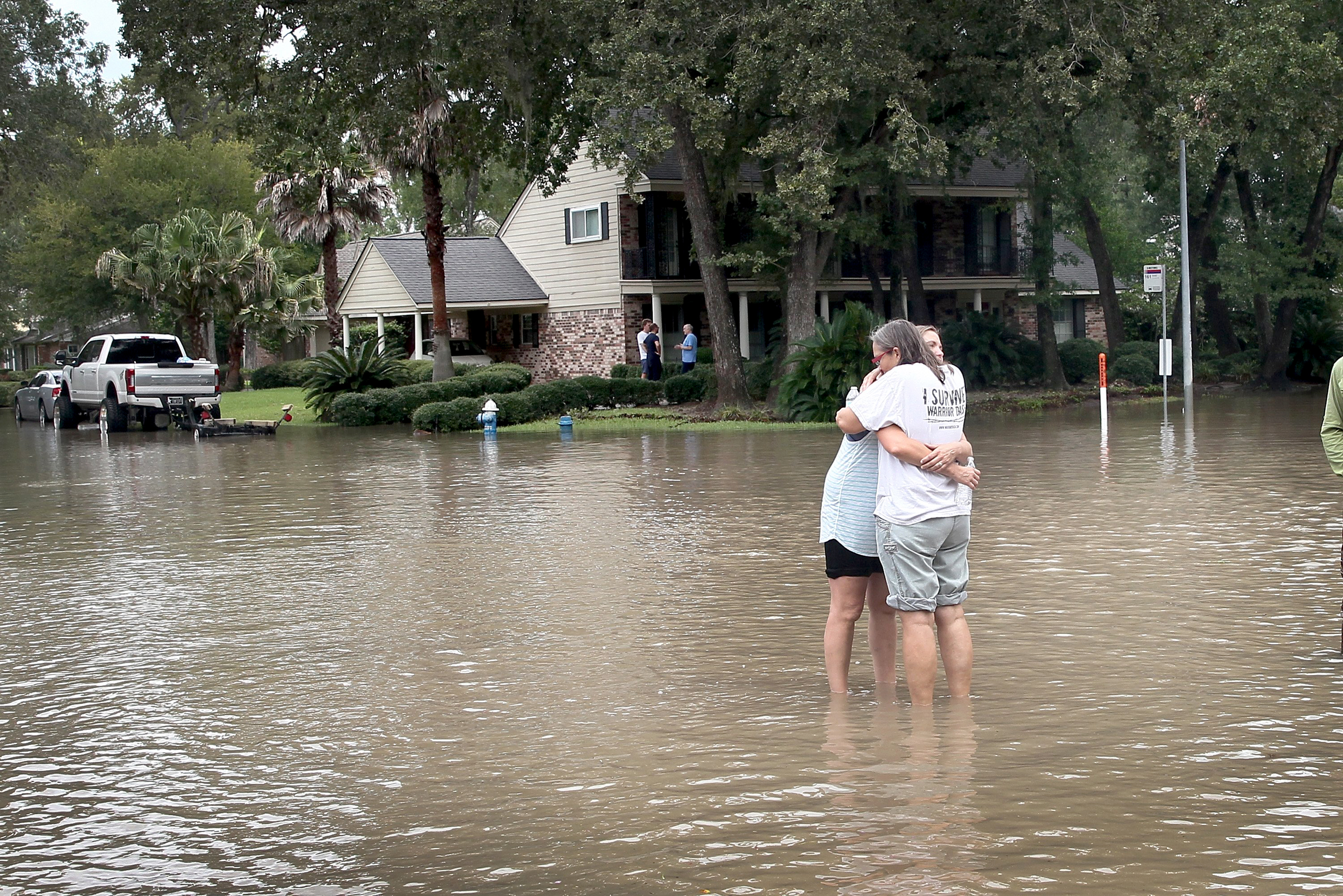Image: Epic Flooding Inundates Houston After Hurricane Harvey