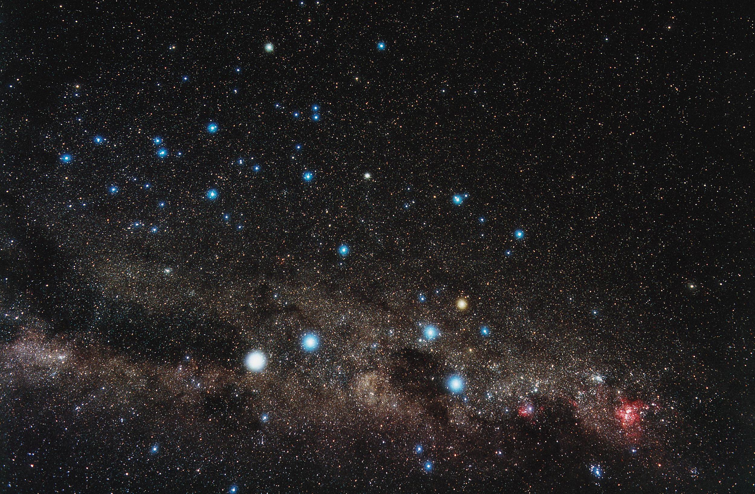 Image: Centaurus constellation