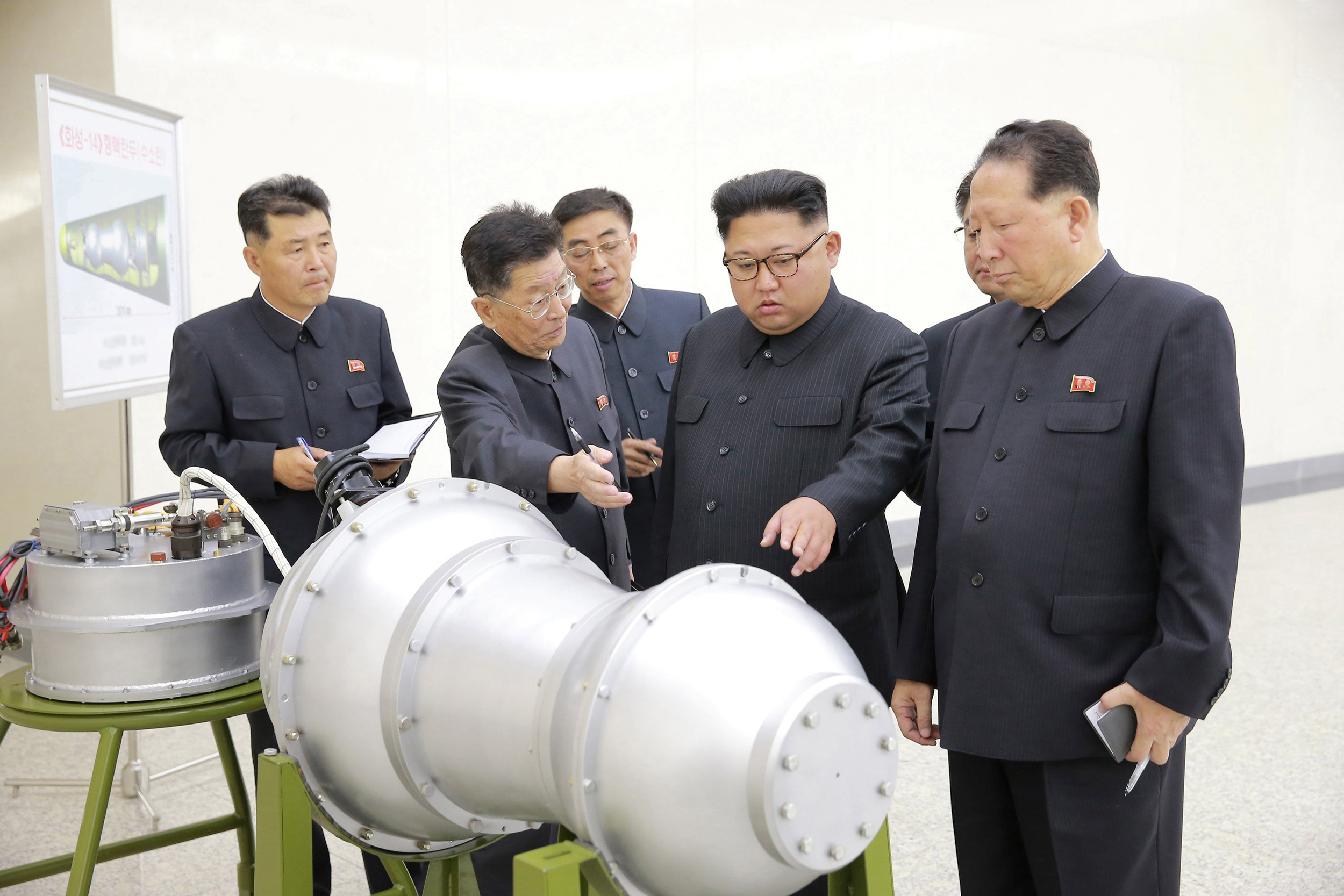 What Would Happen if North Korea Tested an H-Bomb?