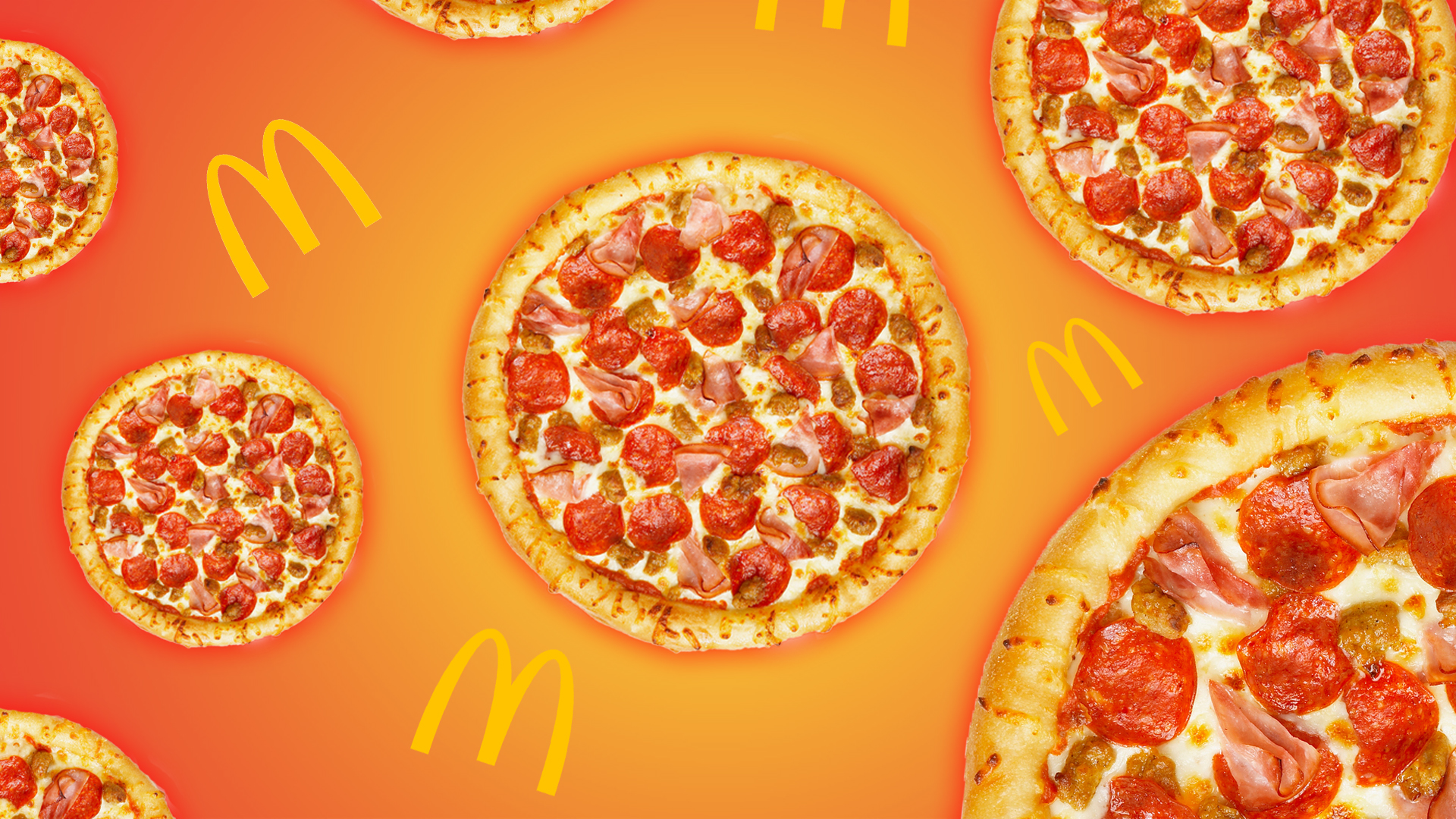 Mcdonalds Mcpizza Only Available In One Location