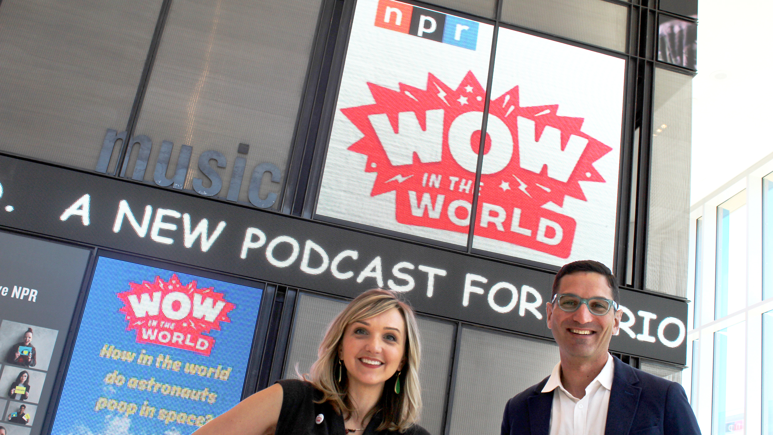 'Wow in the World': Why NPR started its first podcast for kids