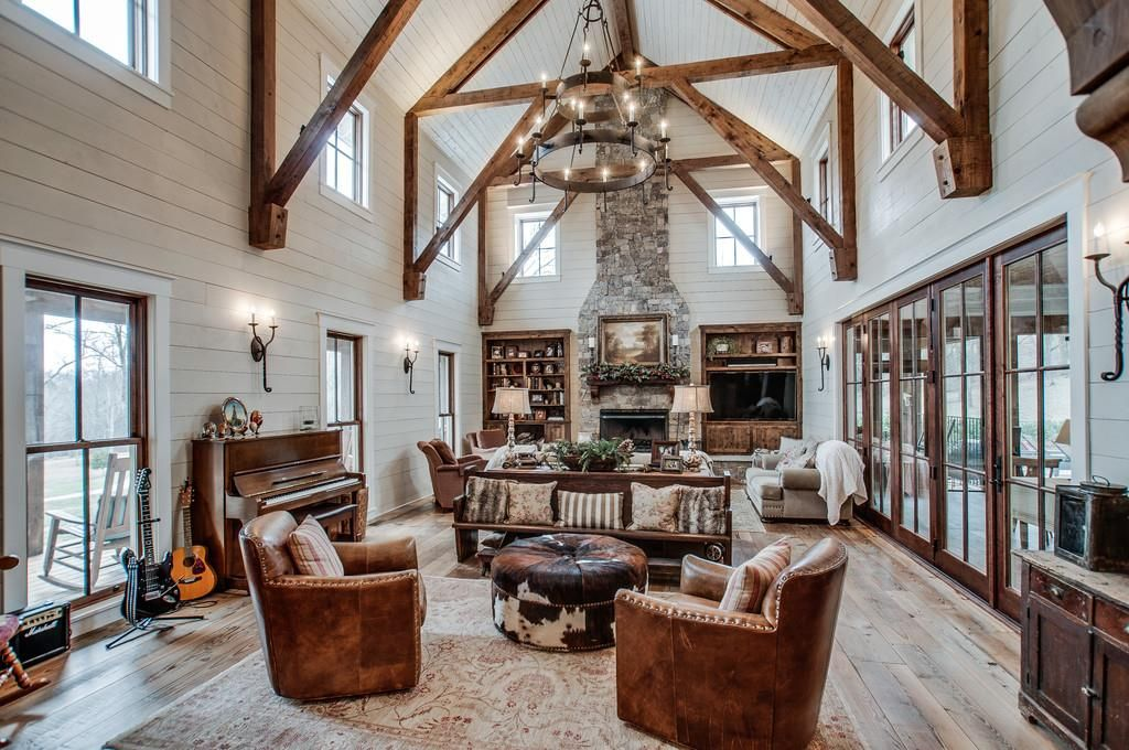 Miley Cyrus Tennessee Home Is Gorgeous