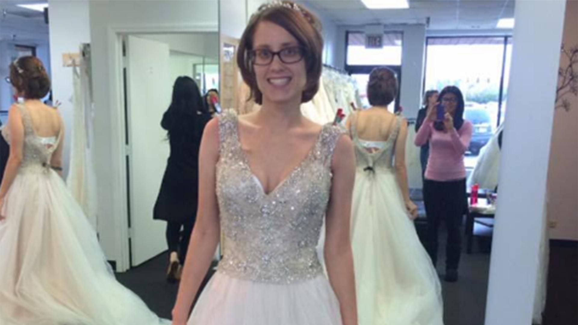 Wife Wedding Dress
