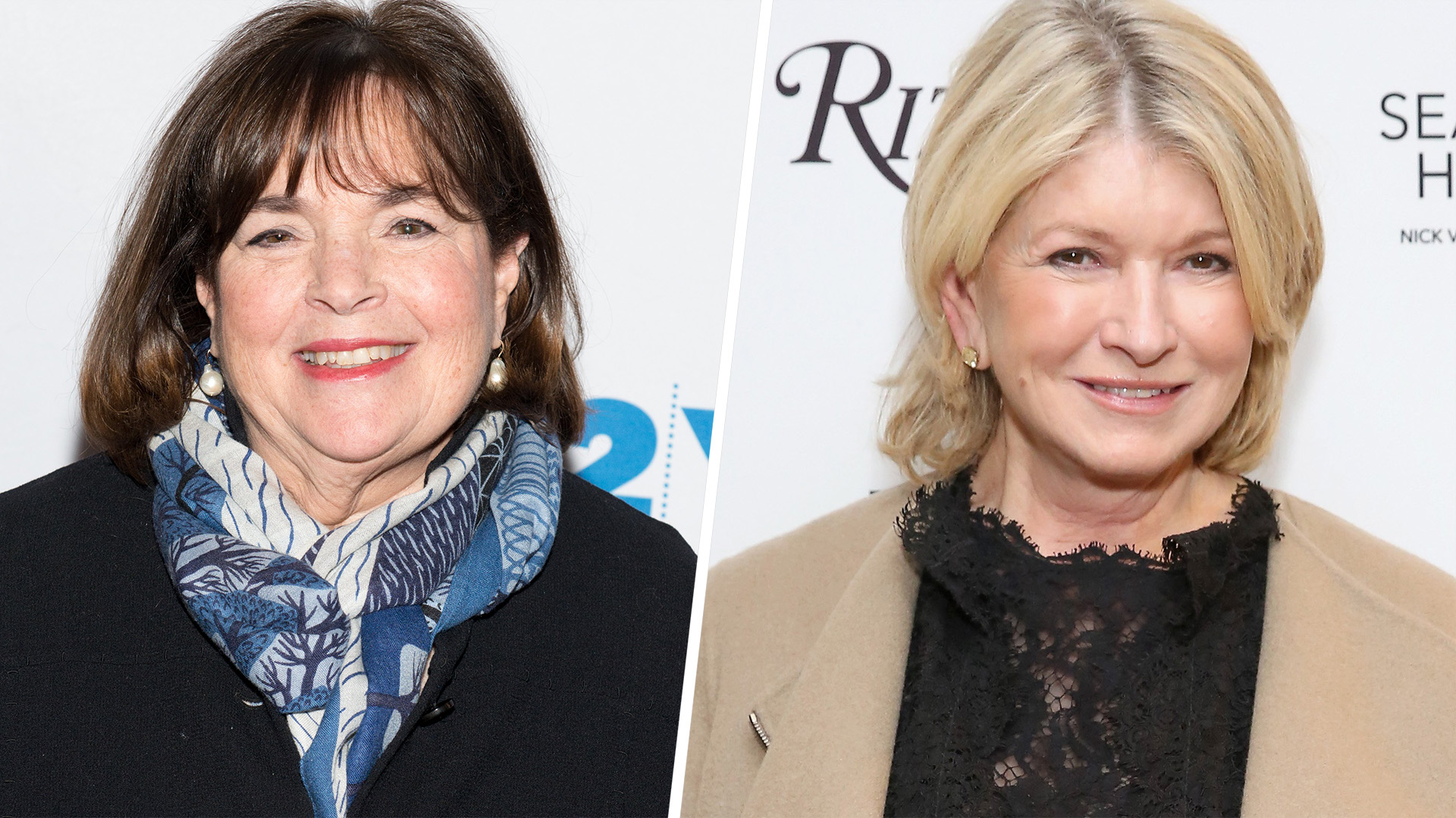 Ina Garten Reveals Difference Between Her And Martha