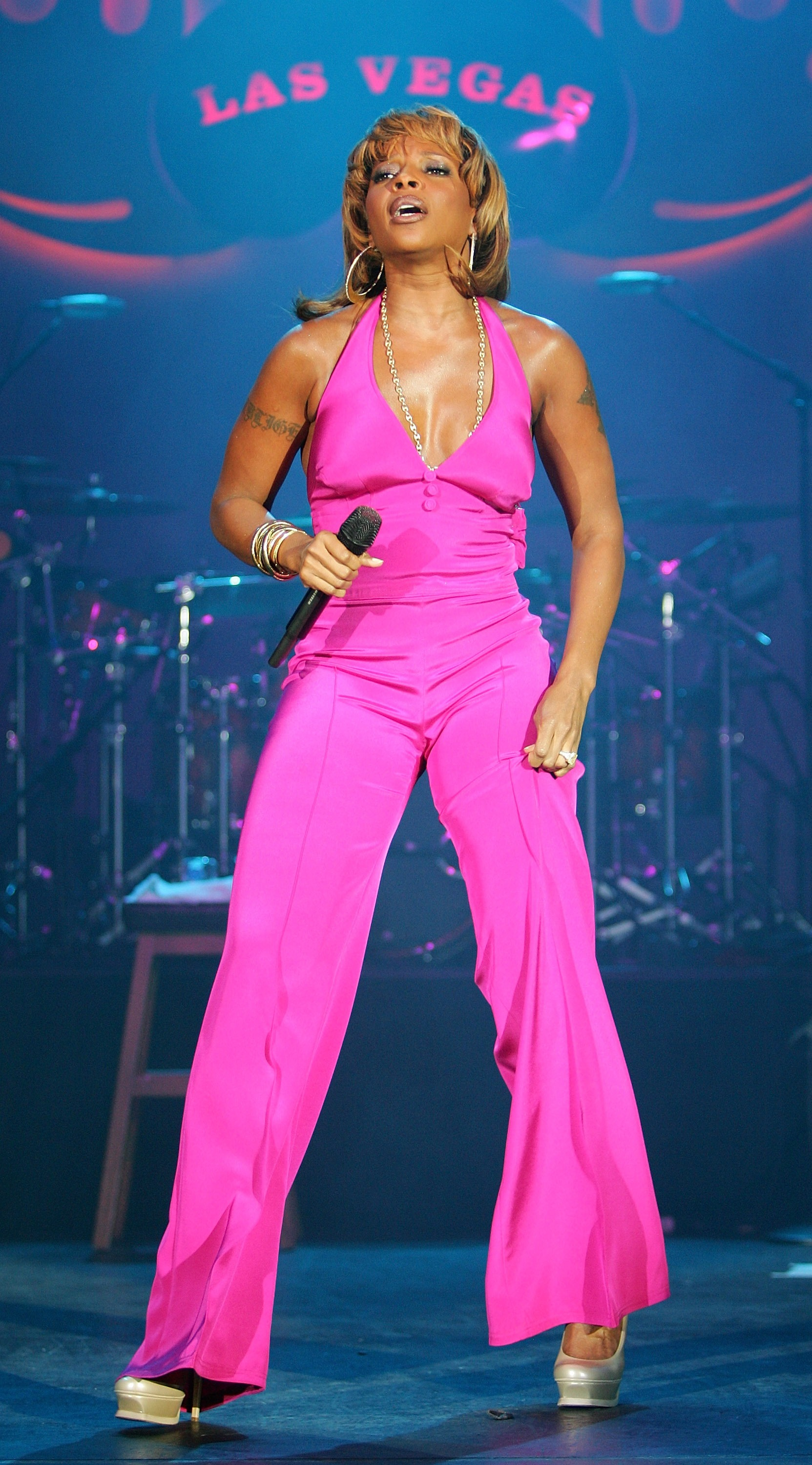 Image: Mary J. Blige In Concert At The Hard Rock Las Vegas