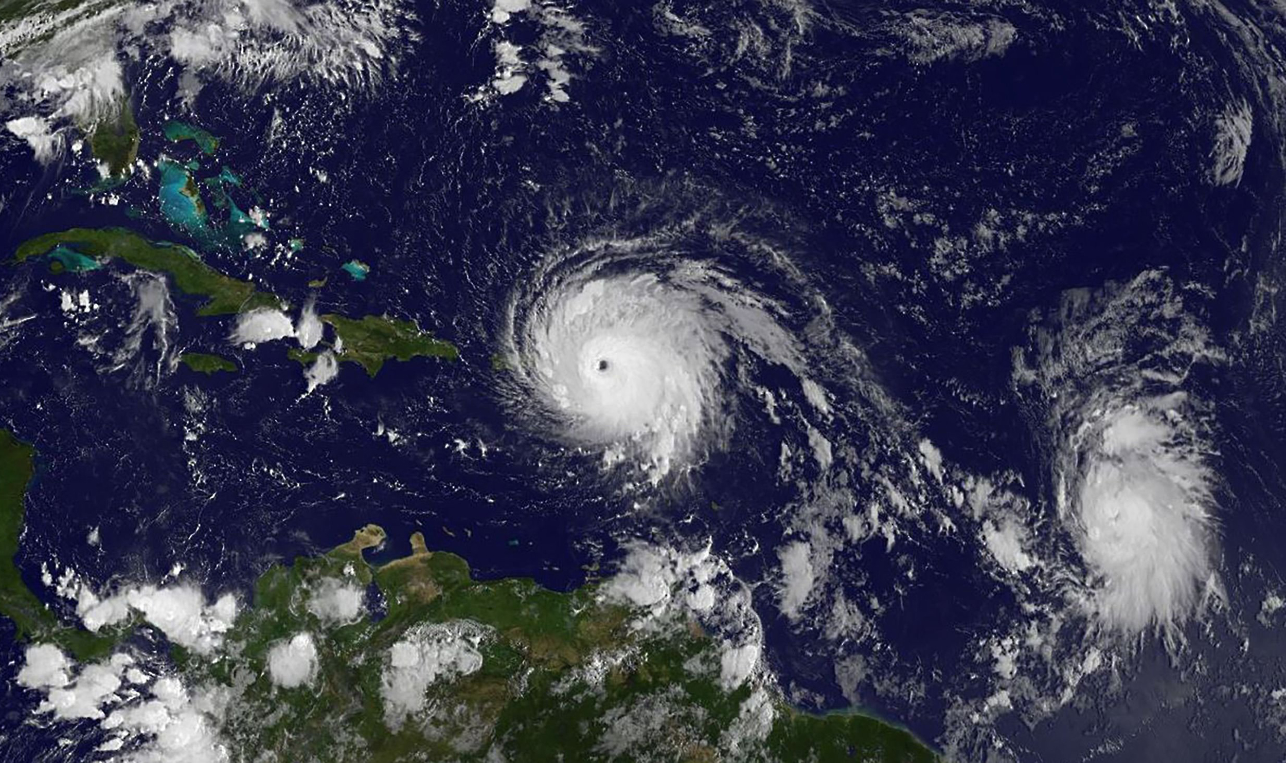 Image: US-WEATHER-HURRICANE-CARIBBEAN