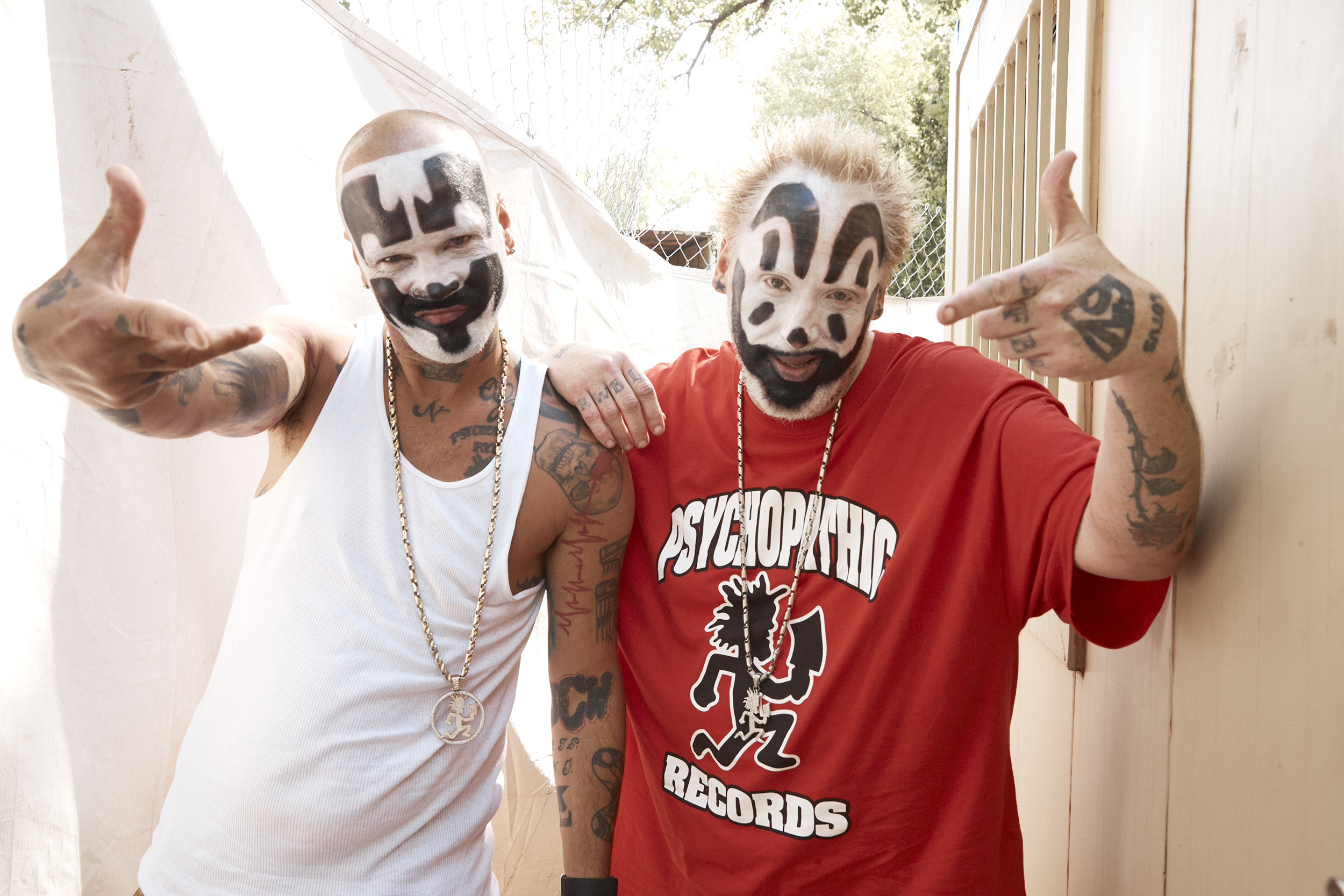 Image: Gathering Of The Juggalos in Oklahoma City, OK