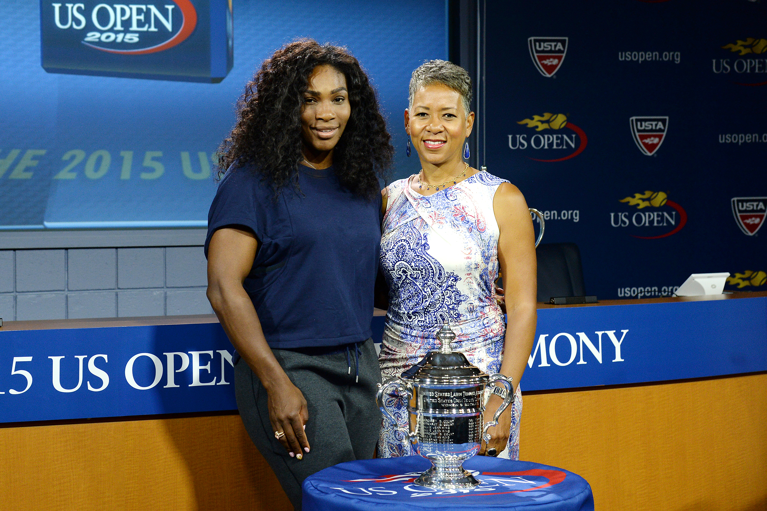 Image: US Open Draw Ceremony