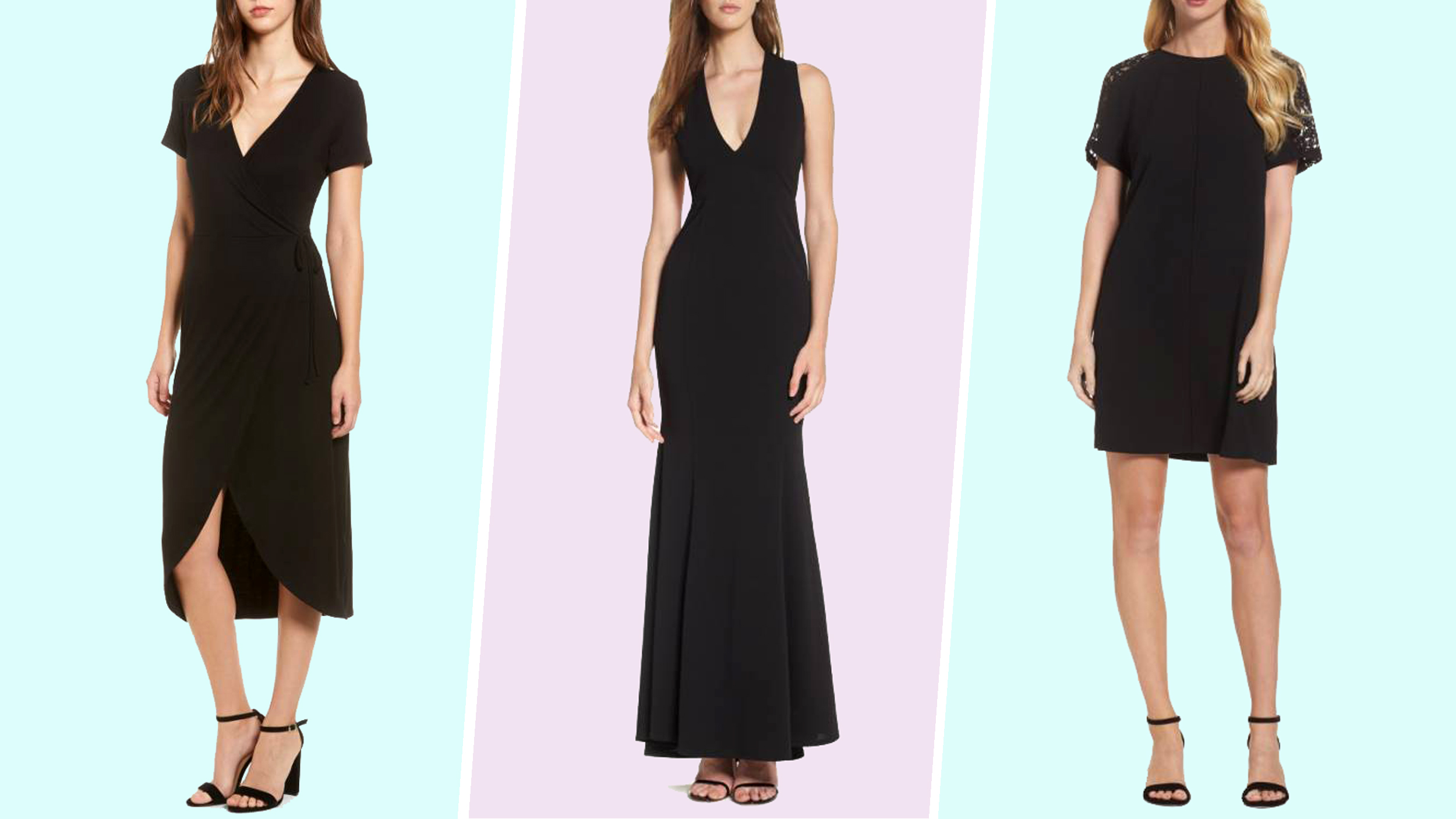 The best little black dresses you can buy online right now
