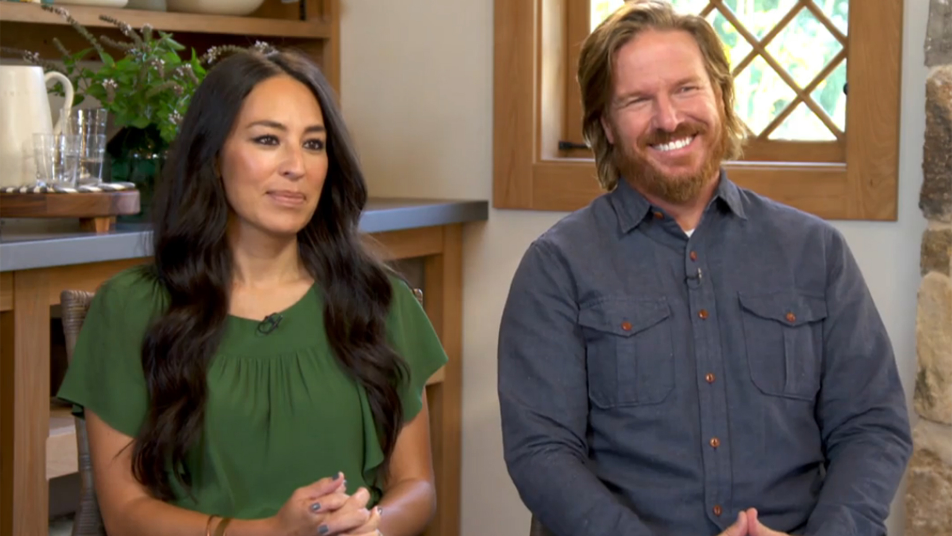 Chip And Joanna Gaines Talk Divorce Rumors Fame And Life