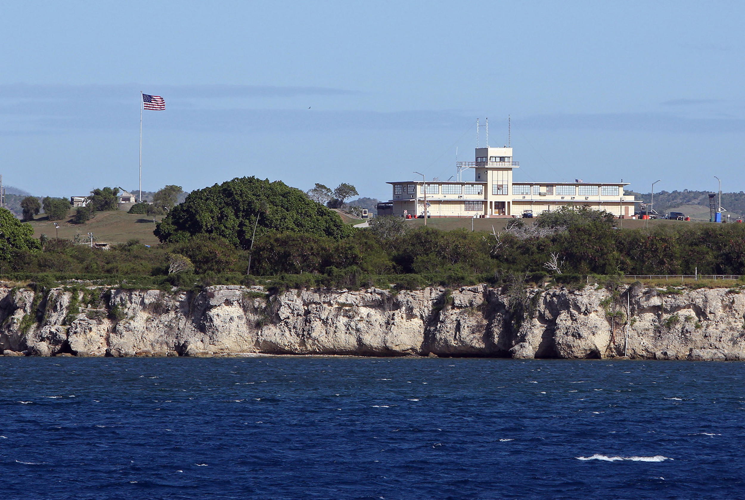 Image: Sept. 11 prosecutors propose 2019 trial date, can't get funs for second Guantanamo court