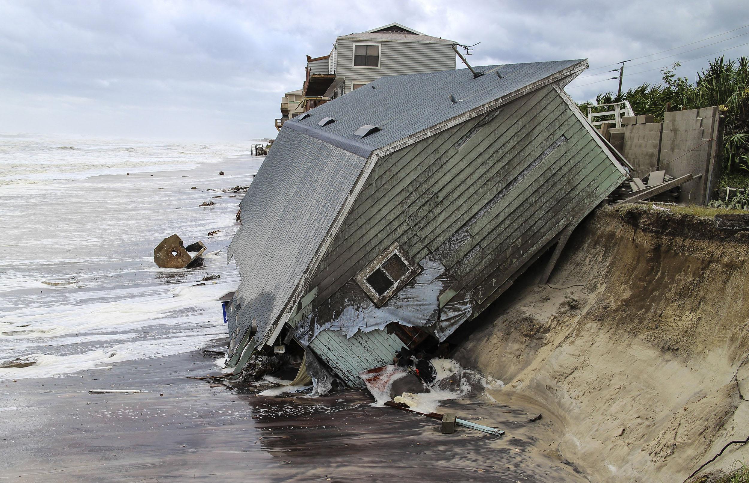 Image: Hurricane Irma in Ponte Vedra Beach