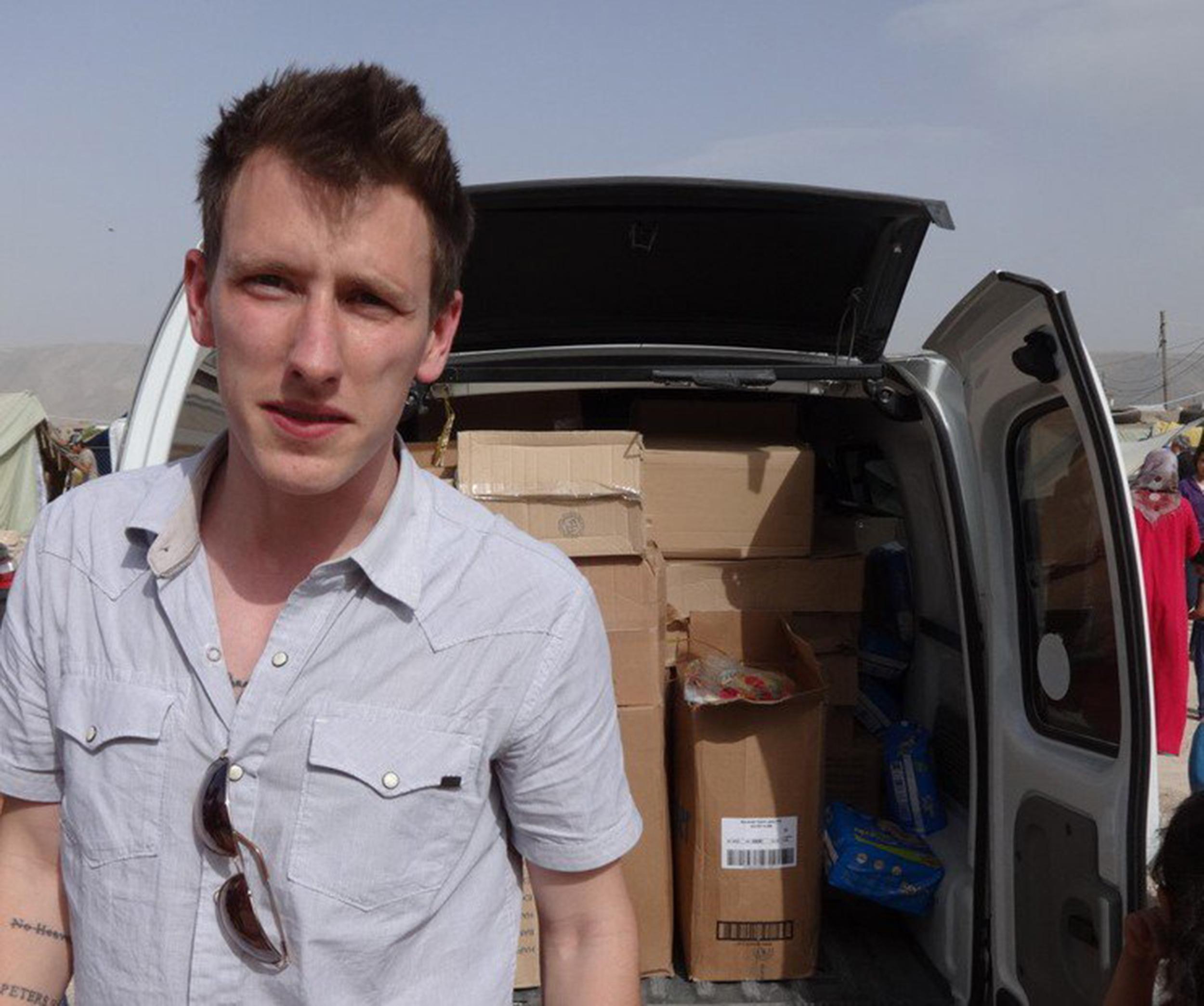 Airstrike kills ISIS leader responsible for death of American aid worker Peter Kassig