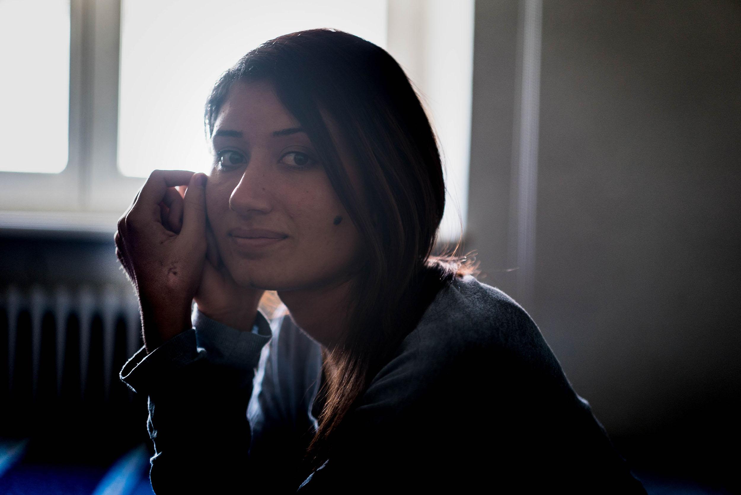 Image: Yazidi Refuge