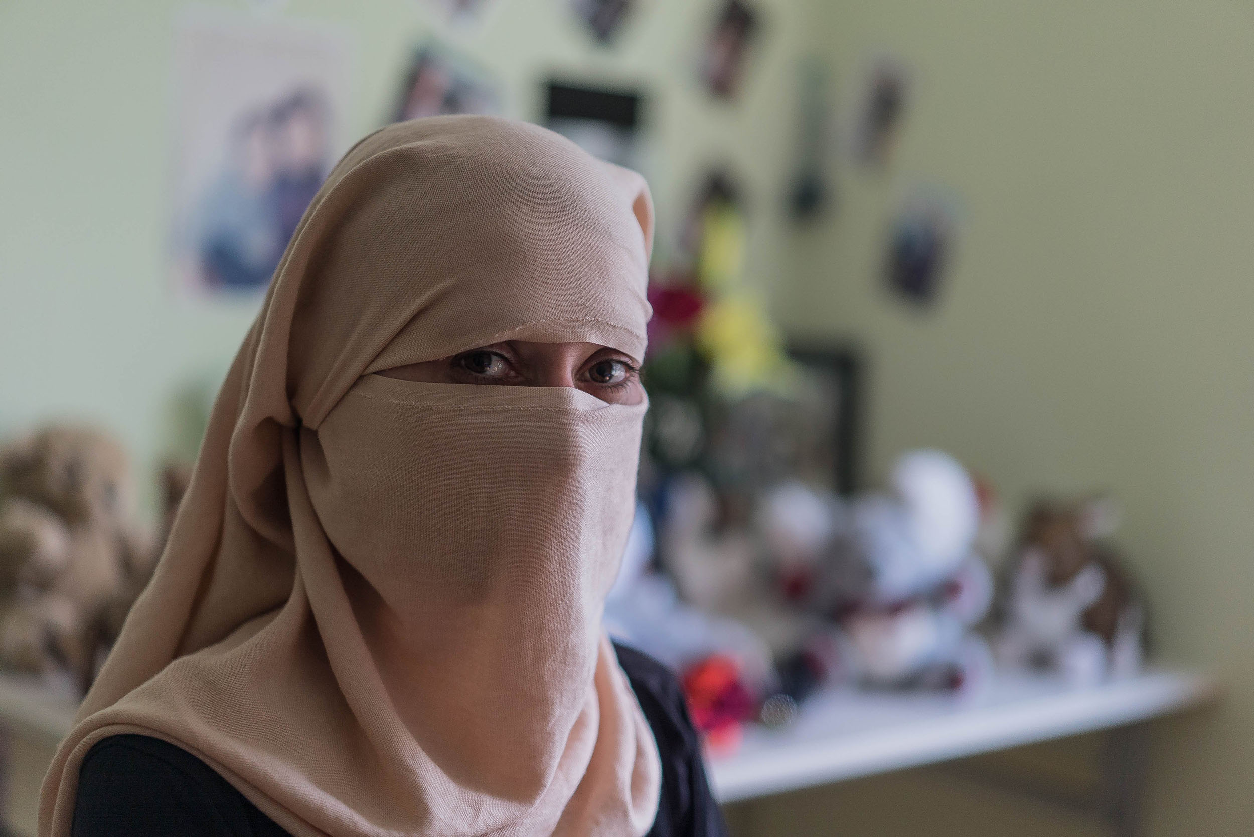 Once Enslaved by ISIS, These Women Are Starting Over