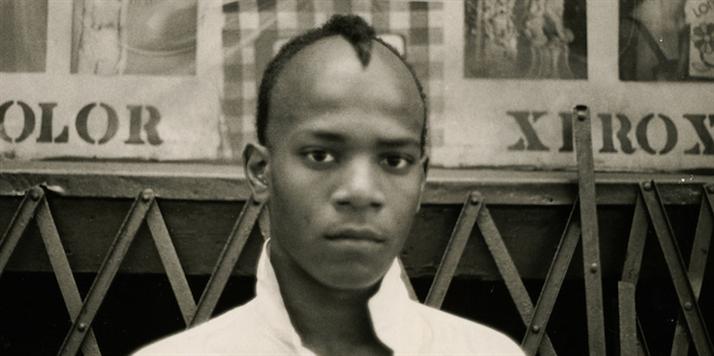 Image: Jean-Michel Basquiat