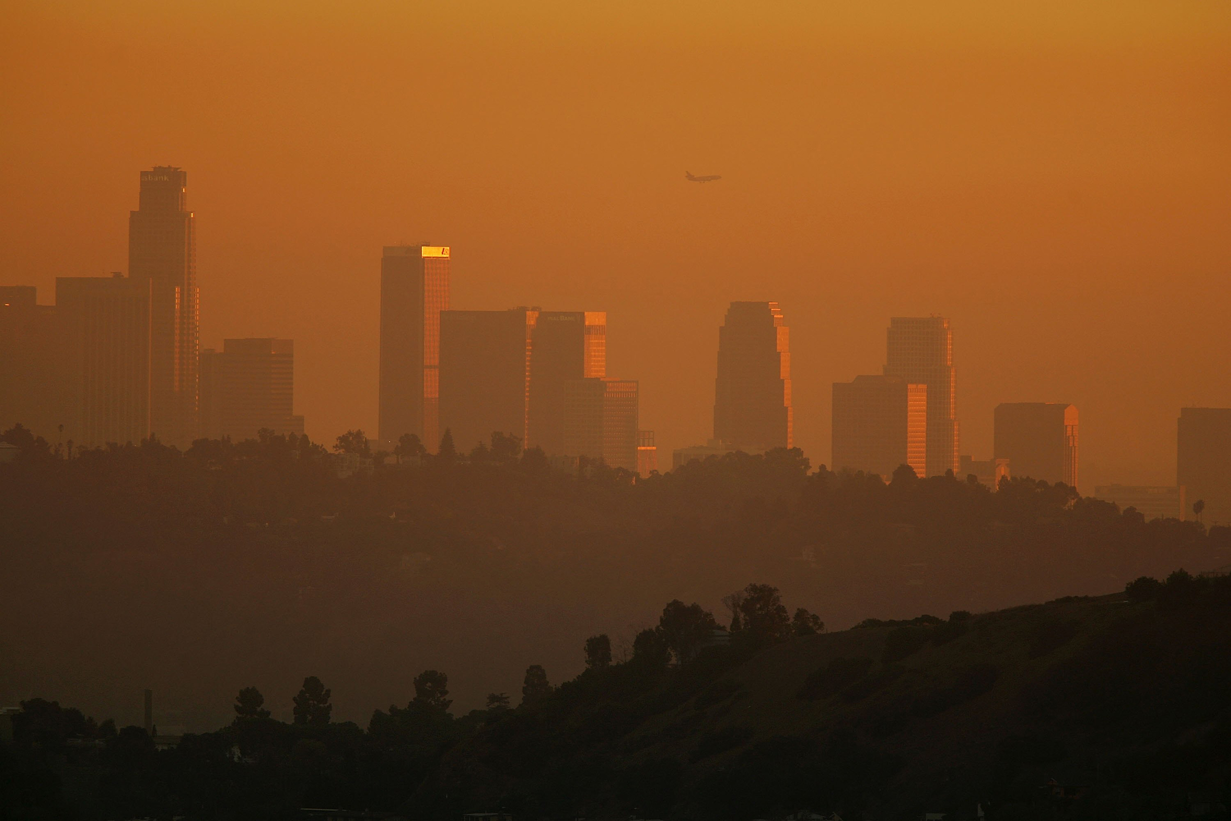 Image: Southern California Continues to Battle Air Pollution