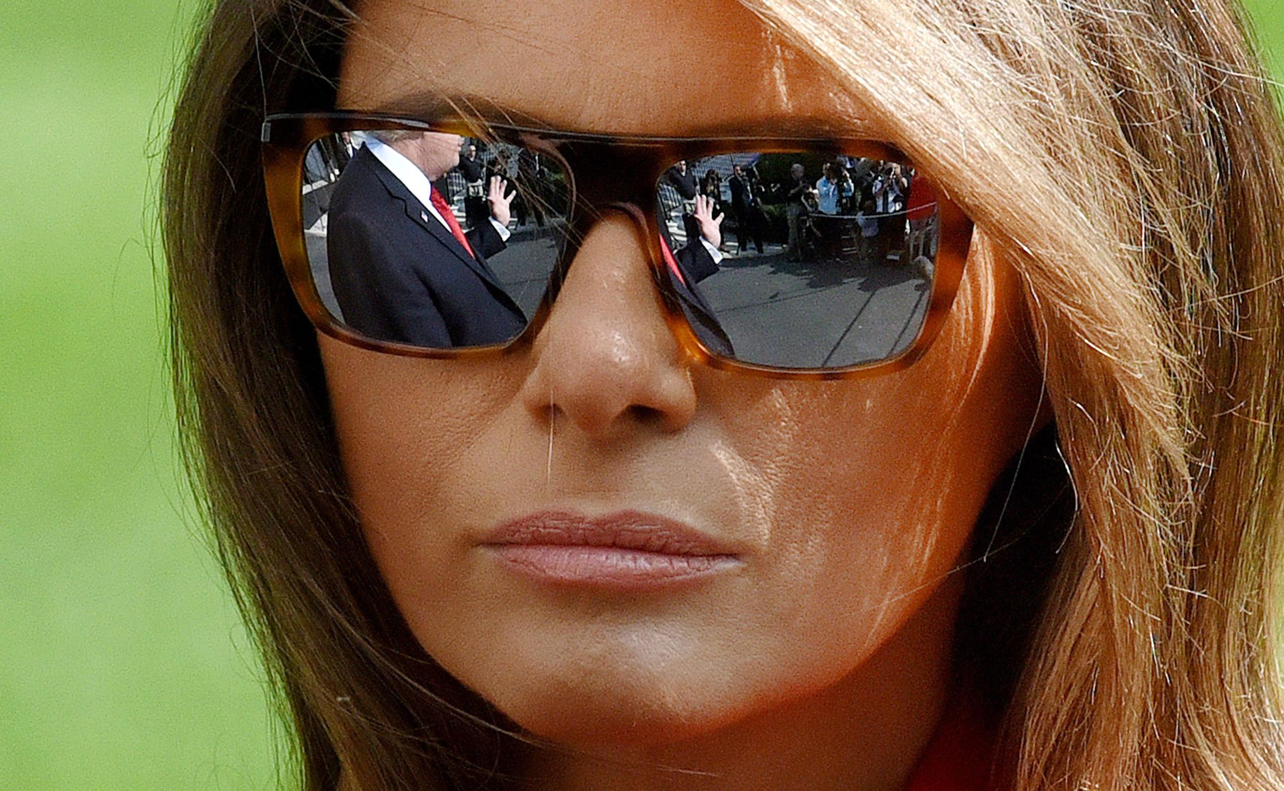 Family-Feud:-Melania-Trump-Aide-Slams-Ivana-Trump's-'Self-Serving-Noise'