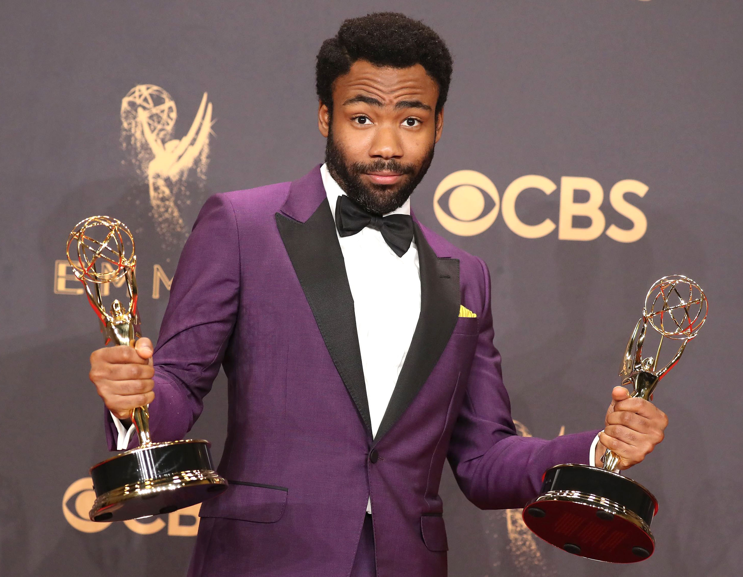 Image: Comedian Donald Glover