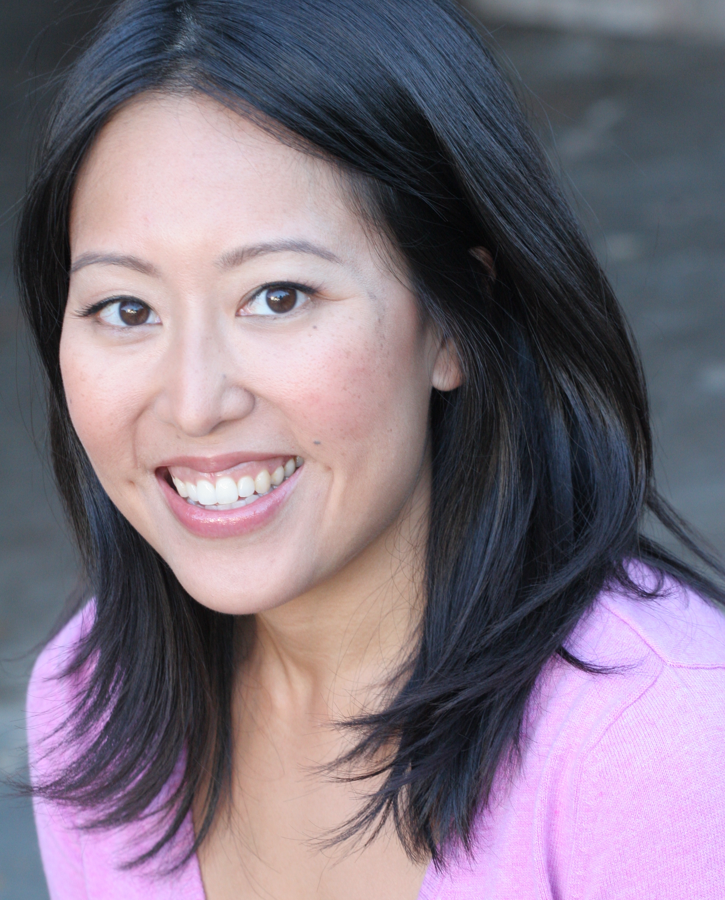 Author Lenora Chu